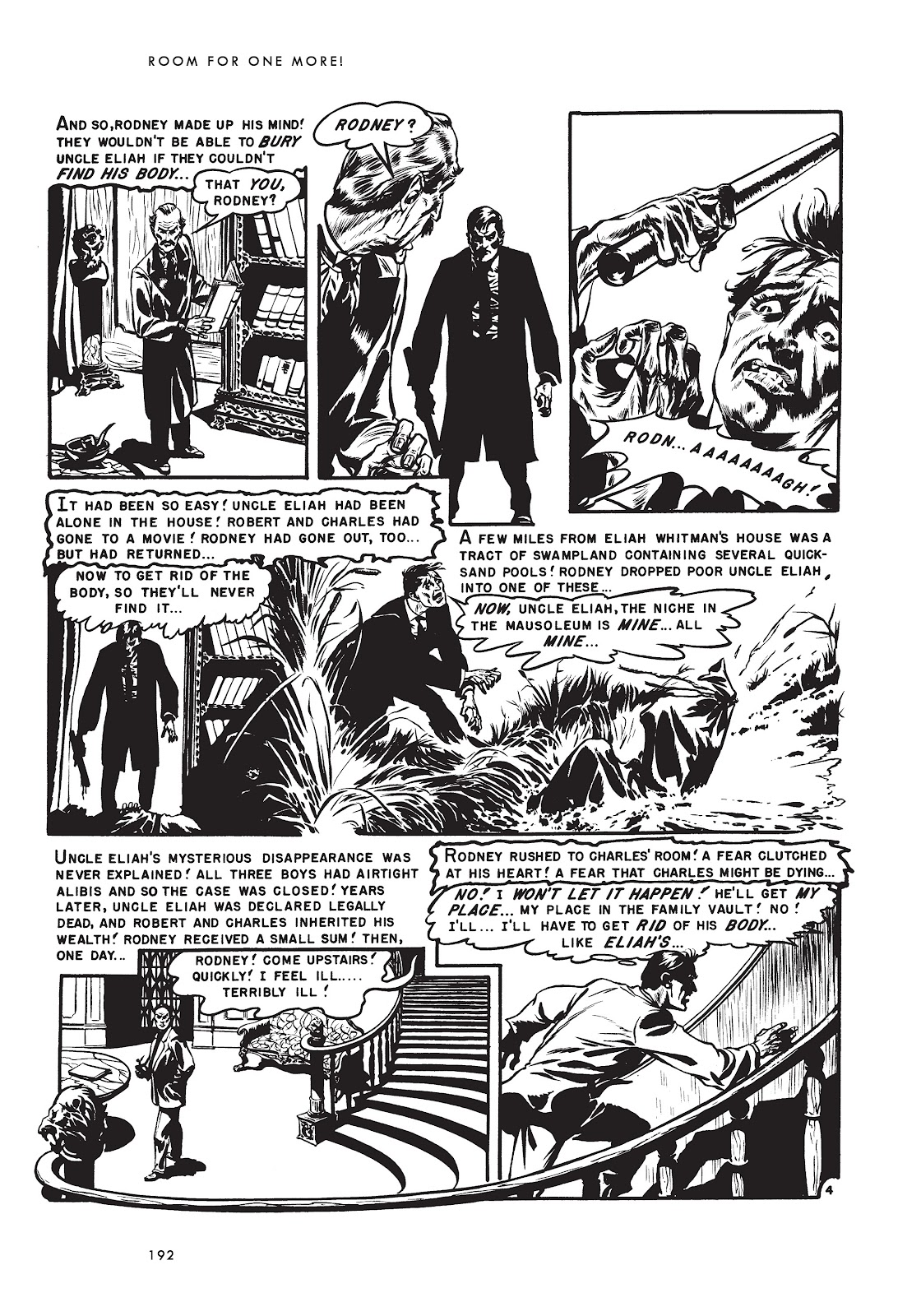 Read online Doctor of Horror and Other Stories comic -  Issue # TPB (Part 2) - 108