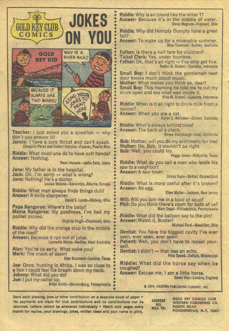 Walt Disney's Comics and Stories issue 354 - Page 21