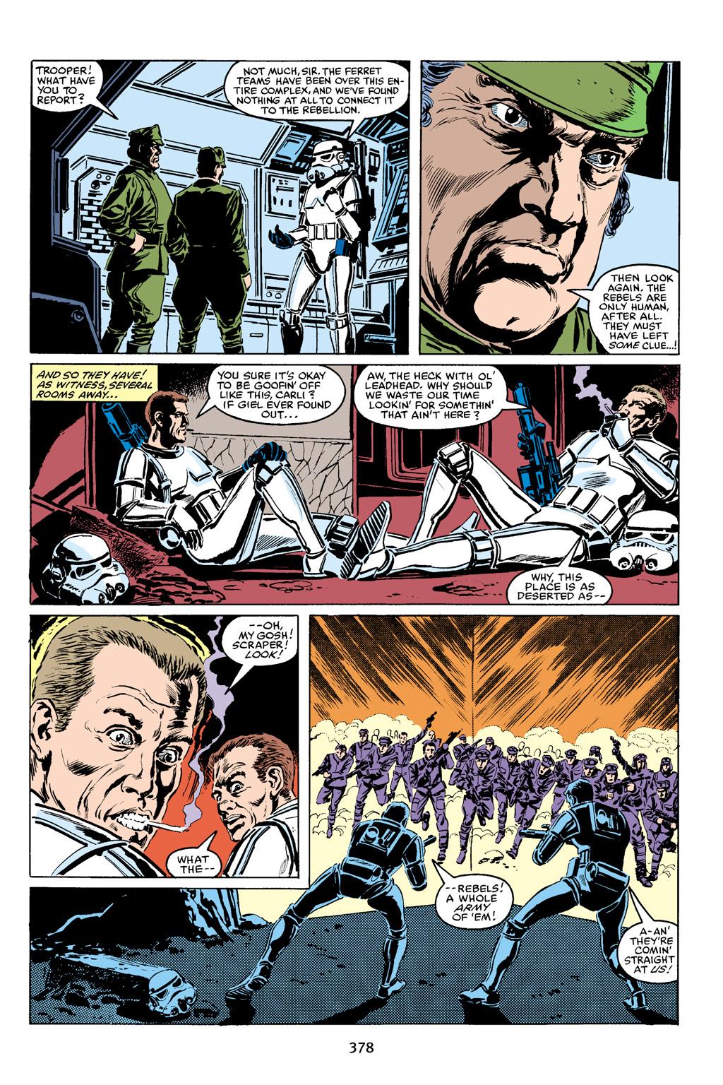 Read online Star Wars Omnibus comic -  Issue # Vol. 16 - 371
