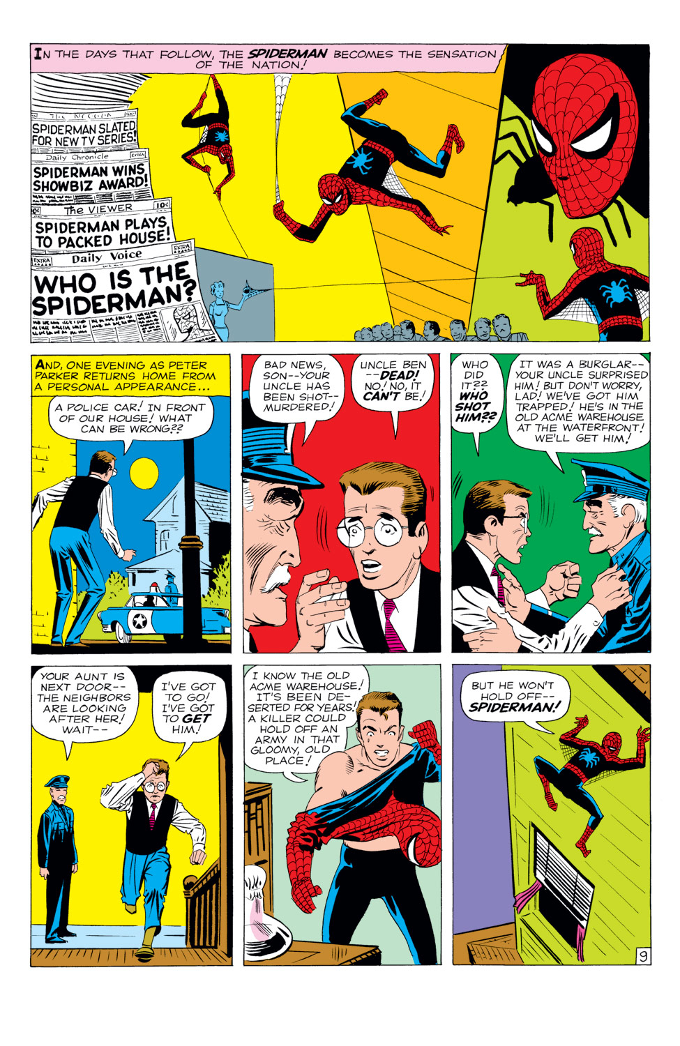 The Amazing Spider-Man (1963) 275 Page 16
