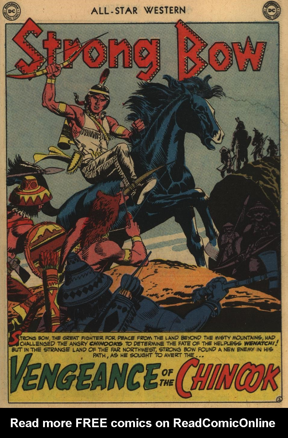 Read online All-Star Western (1951) comic -  Issue #60 - 39