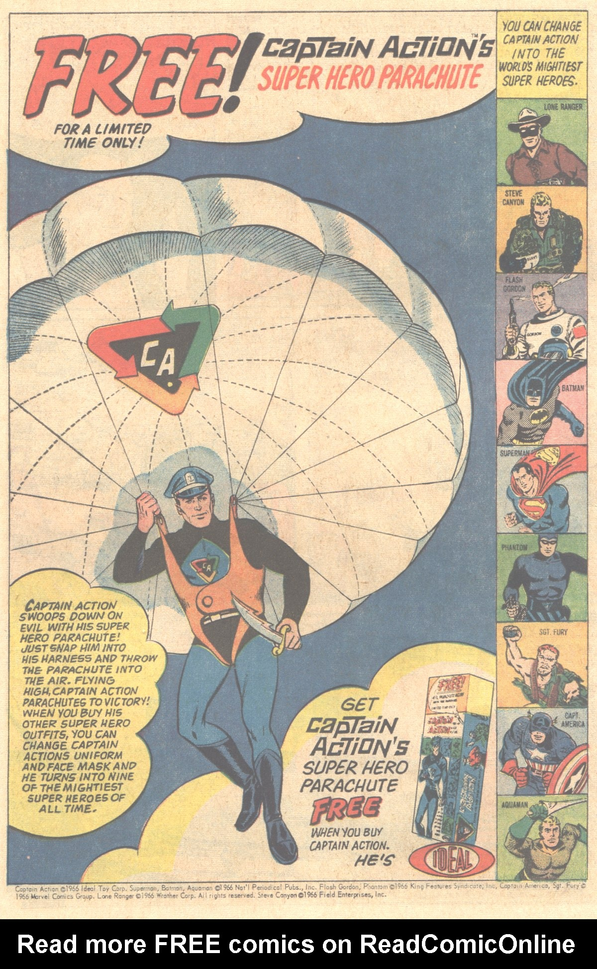 Read online Adventure Comics (1938) comic -  Issue #354 - 14
