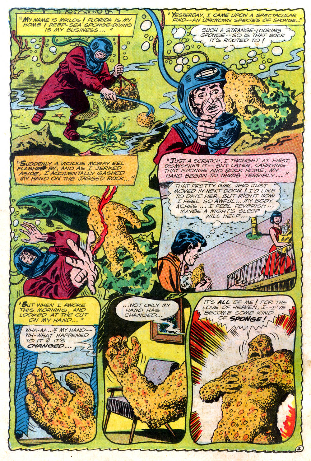 Challengers of the Unknown (1958) issue 47 - Page 3