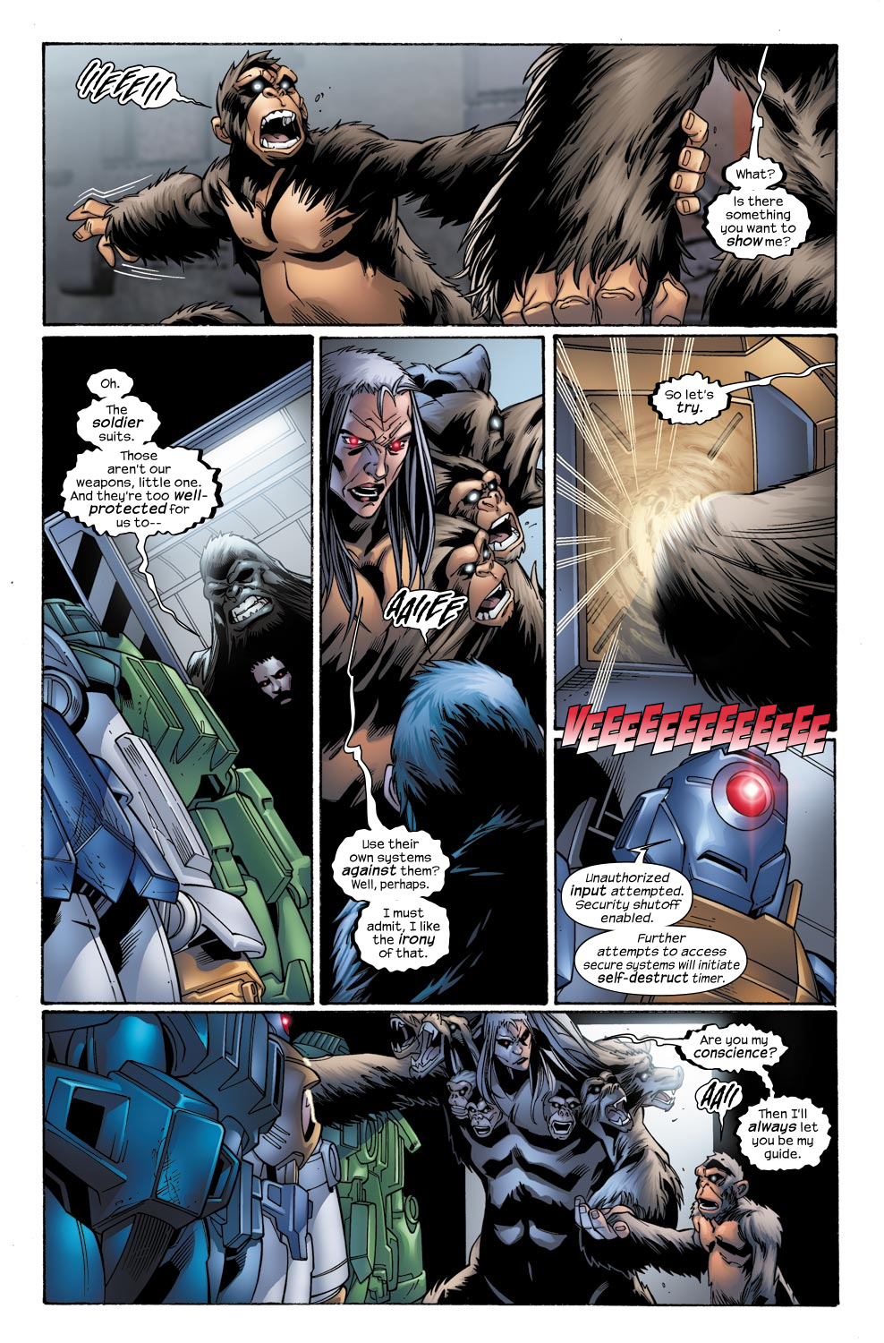 Read online Ultimate Fantastic Four (2004) comic -  Issue #49 - 13