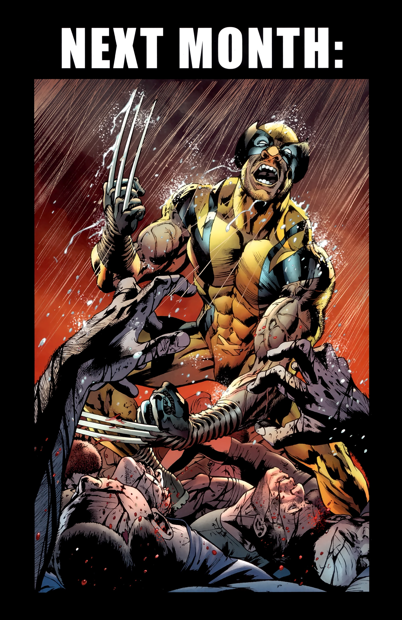 Read online Wolverine: The Best There Is comic -  Issue #11 - 25