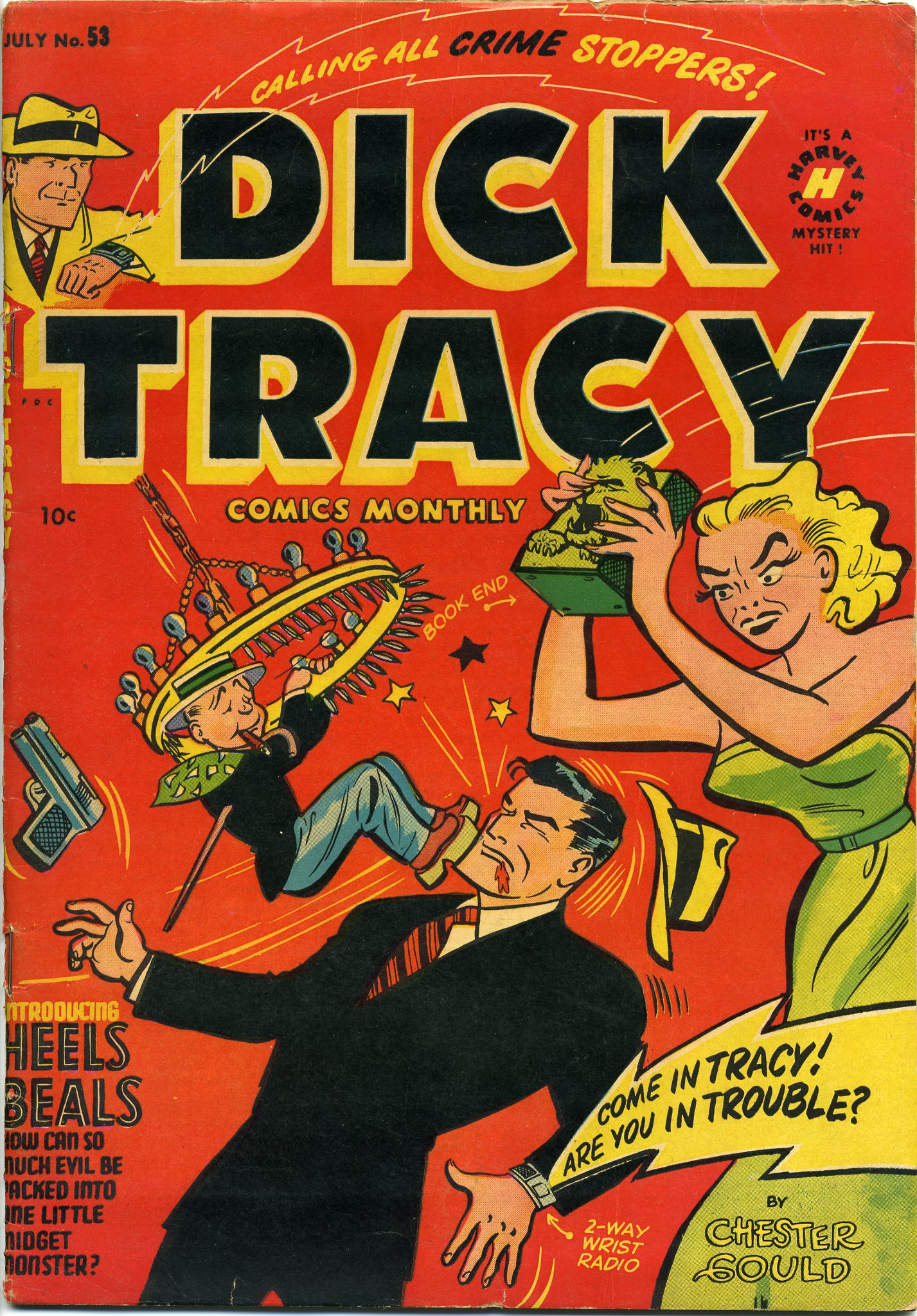Dick Tracy (1950) 53 Page 1
