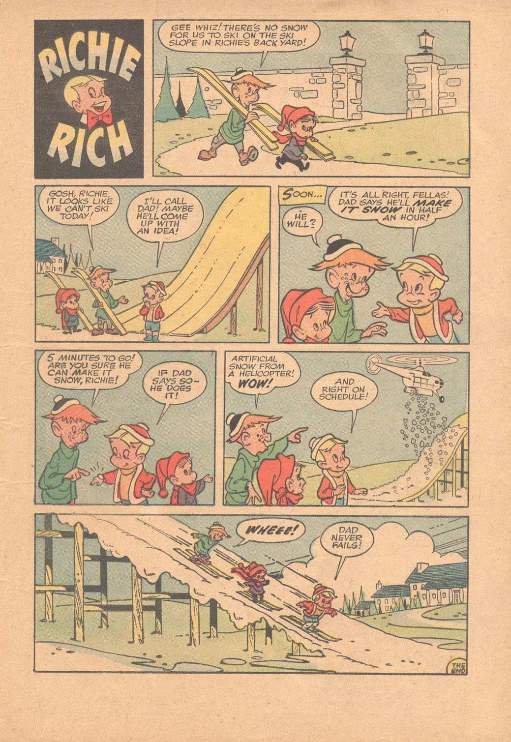 Little Dot (1953) issue 30 - Page 11