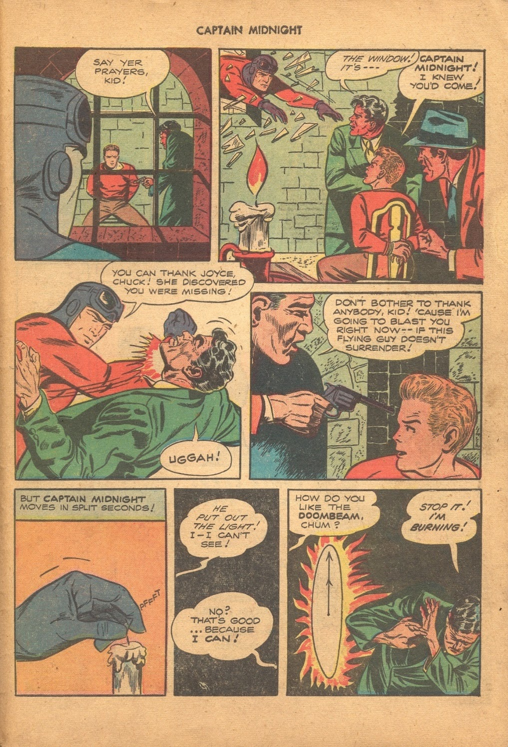 Captain Midnight (1942) issue 61 - Page 31