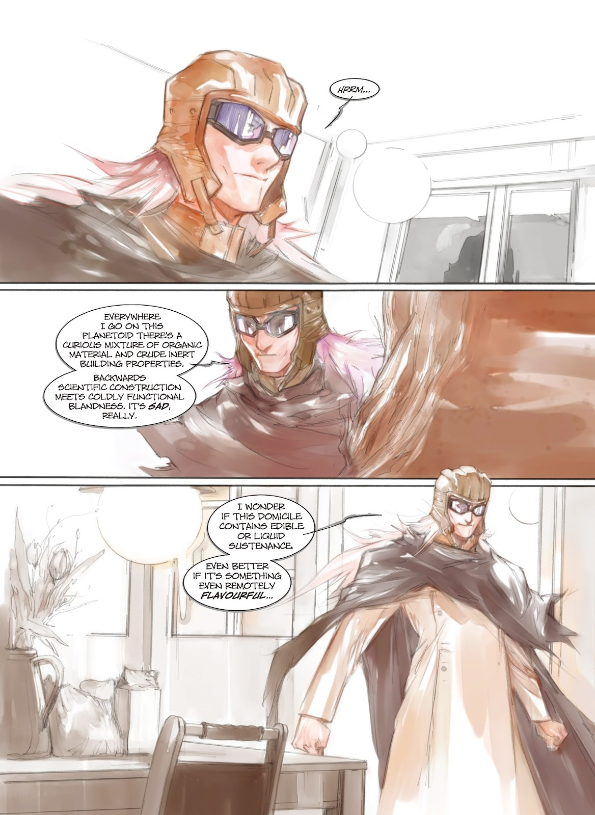 Read online Makeshift Miracle: The Girl From Nowhere comic -  Issue #6 - 13