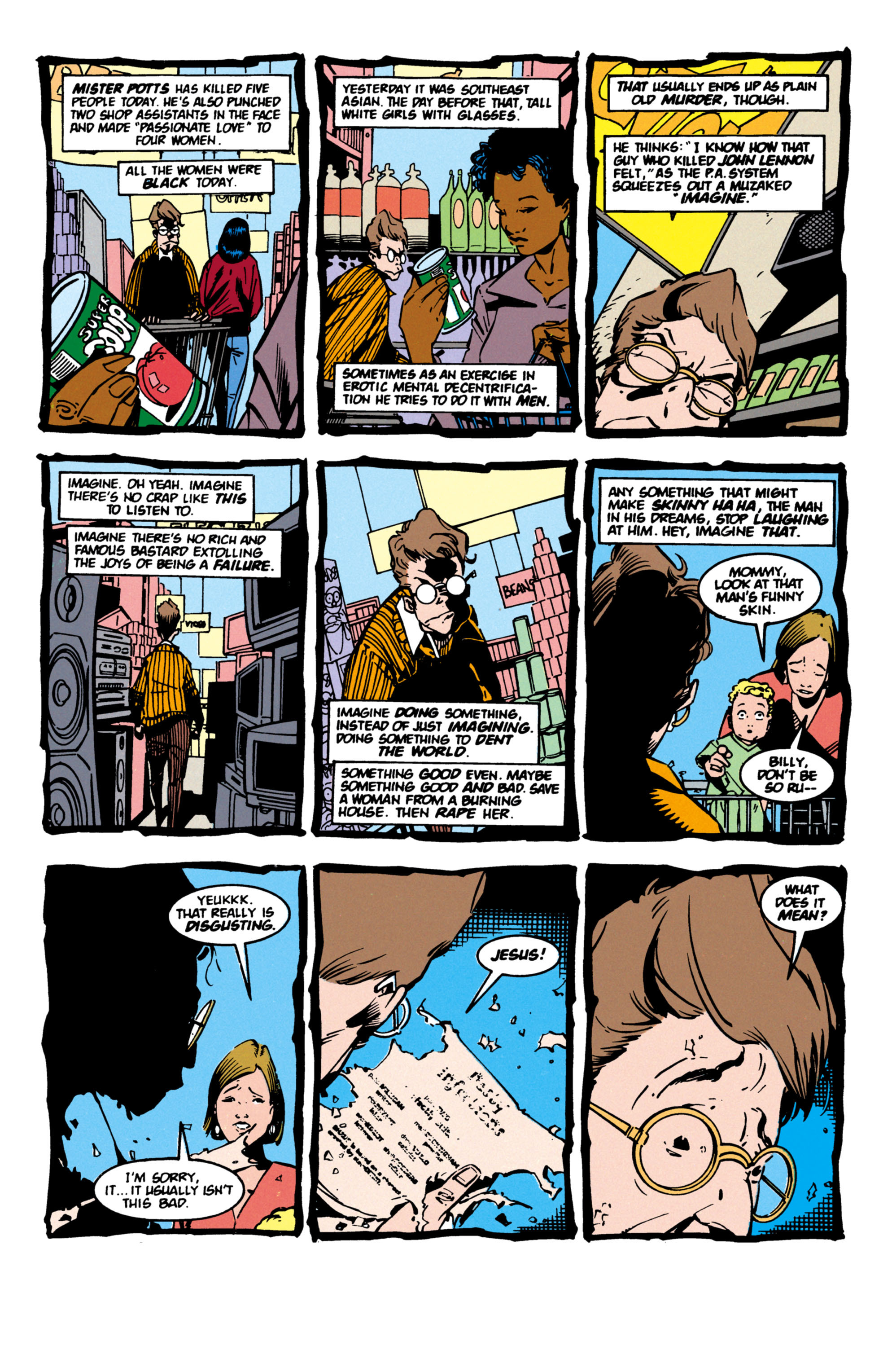 Read online Shade, the Changing Man comic -  Issue #60 - 2