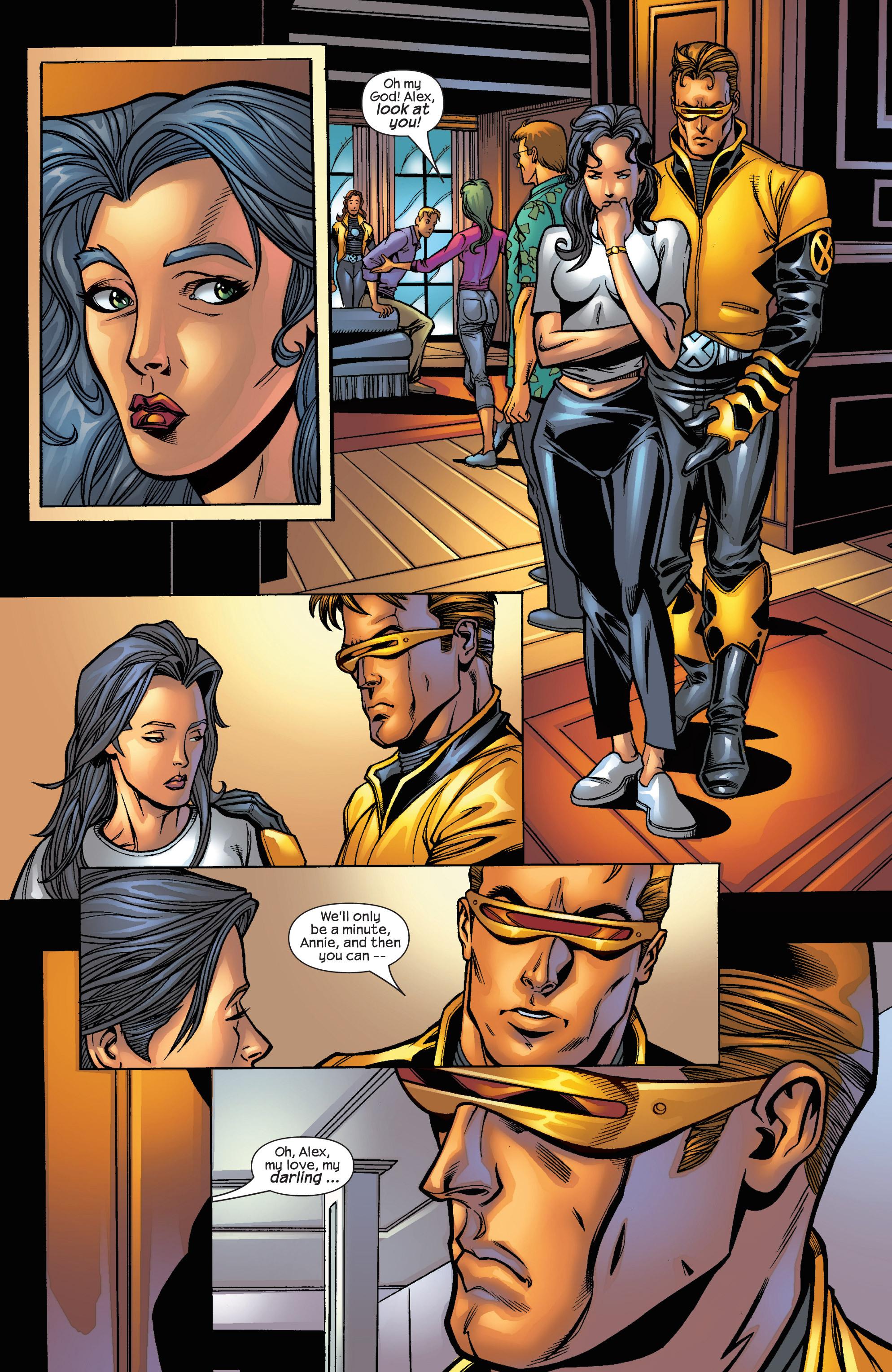 Read online Uncanny X-Men (1963) comic -  Issue #421 - 6