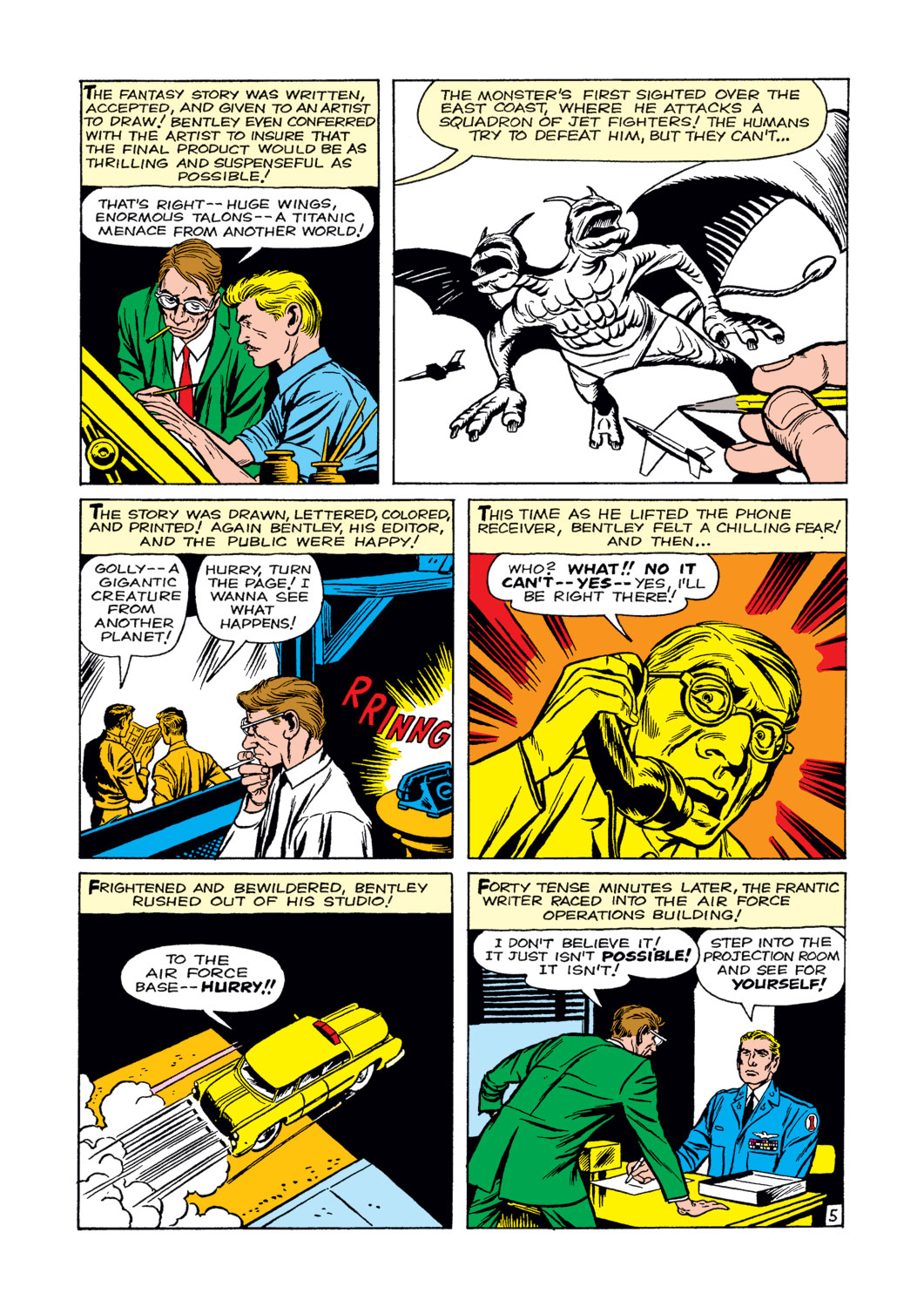 Tales to Astonish (1959) issue 20 - Page 6