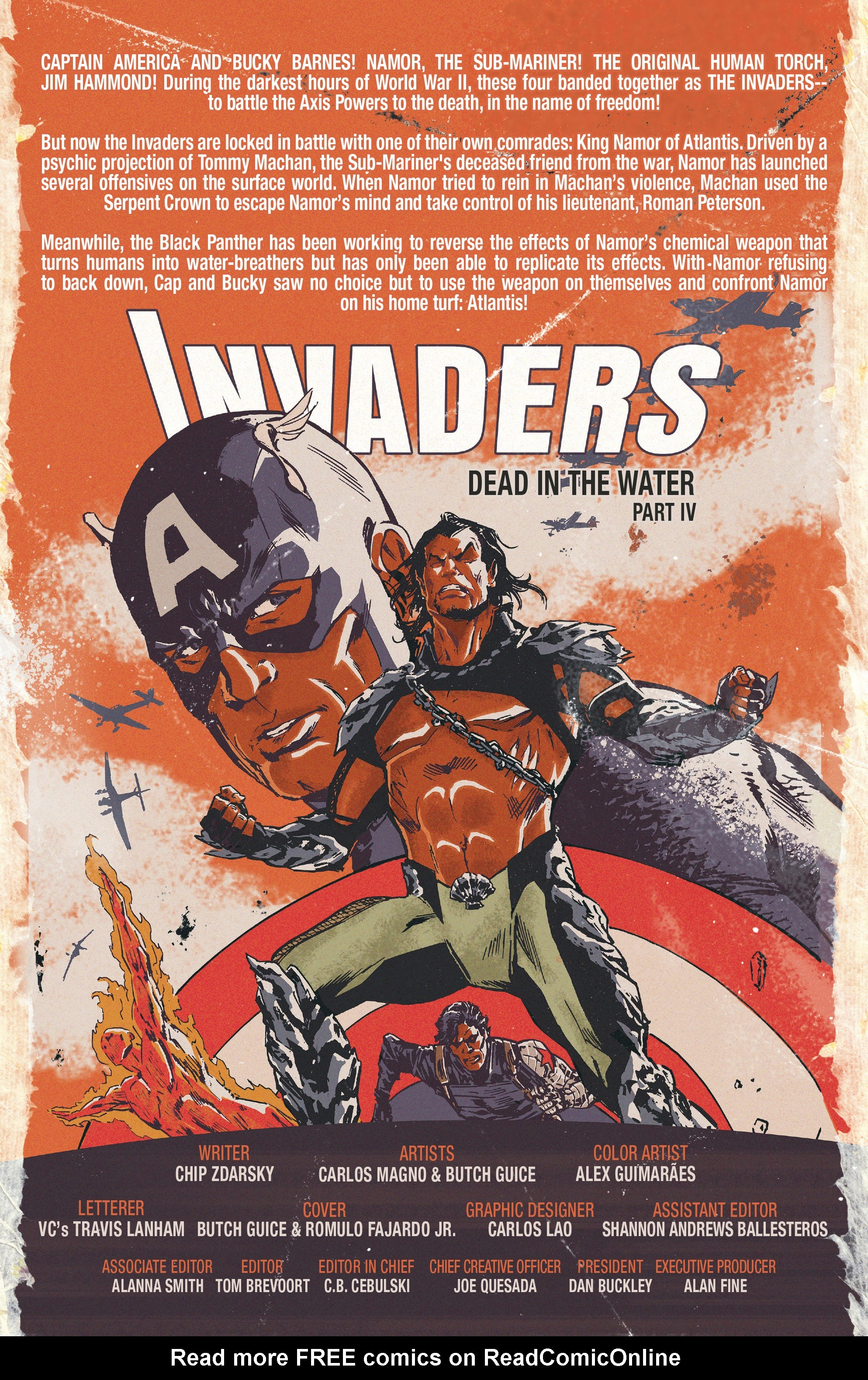 Invaders 10 Page 2