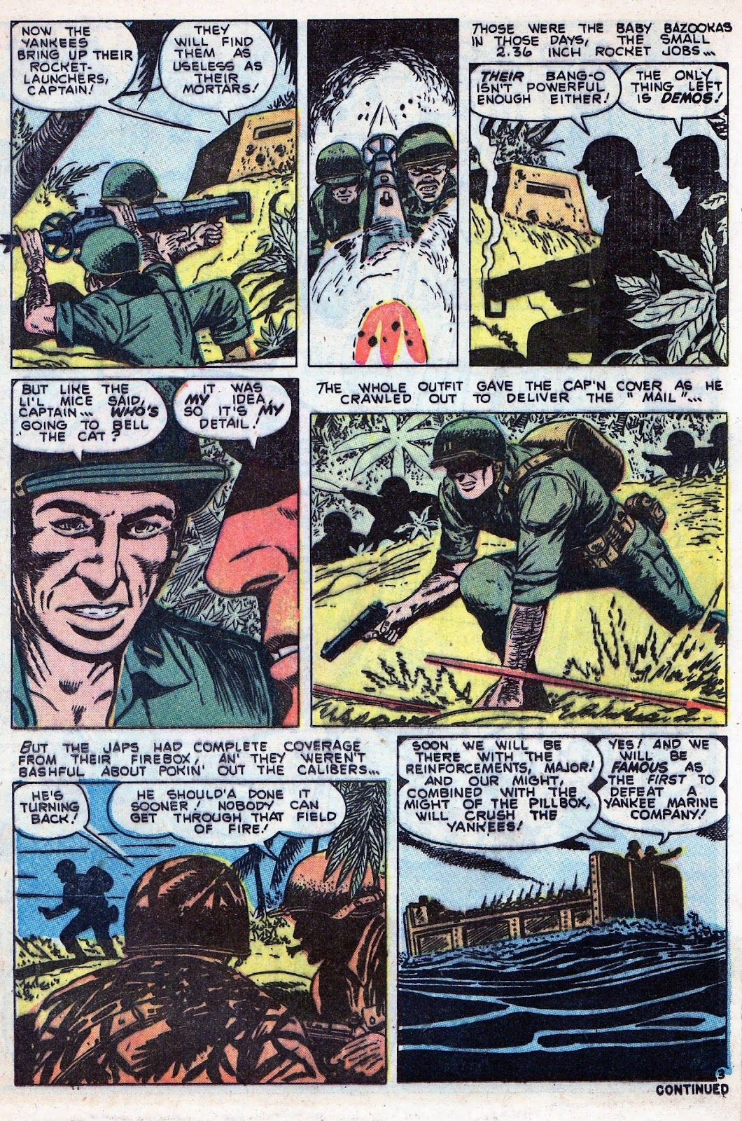 Marines in Battle issue 20 - Page 17