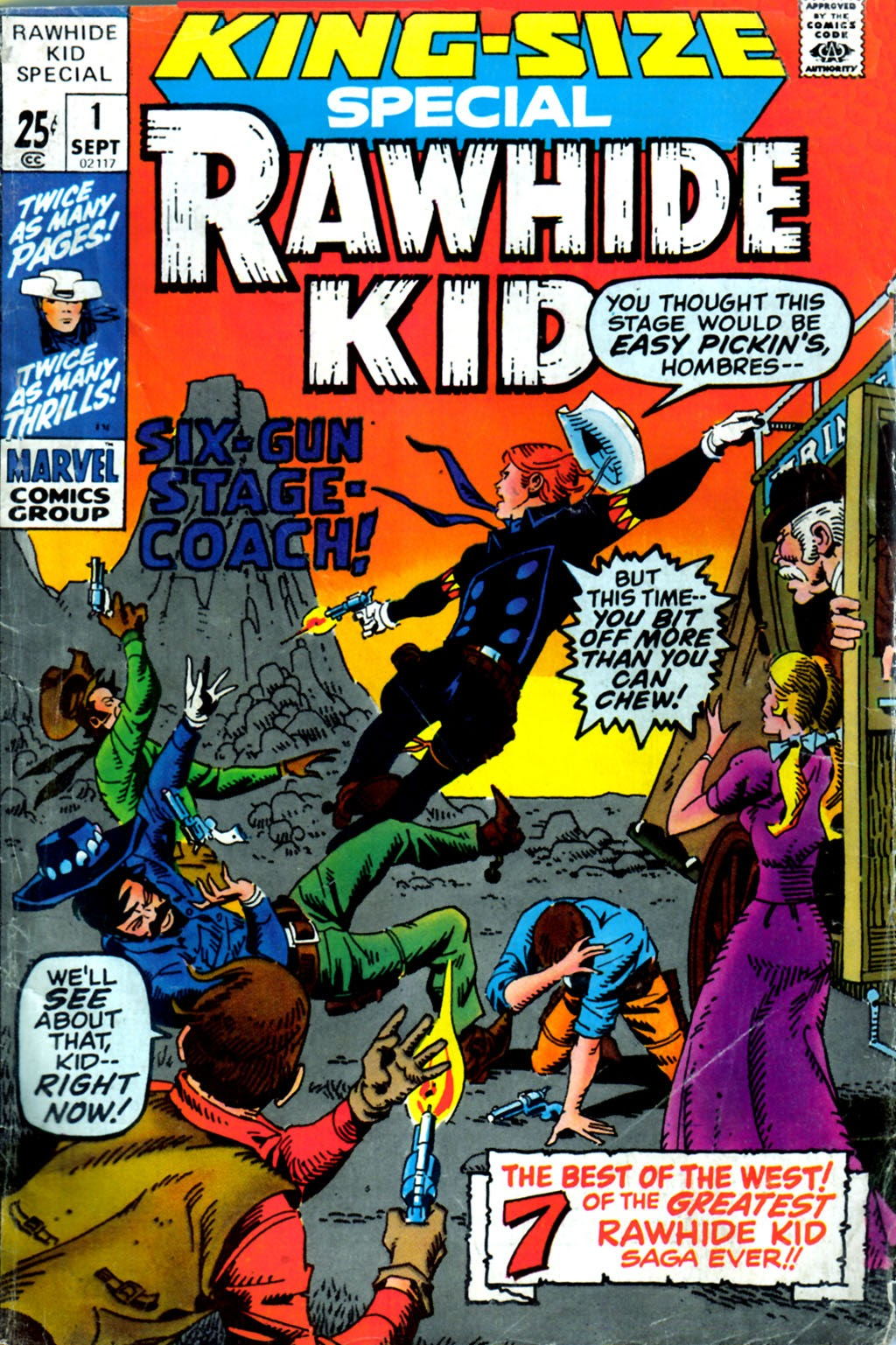 The Rawhide Kid (1955) issue _Special_1 - Page 1