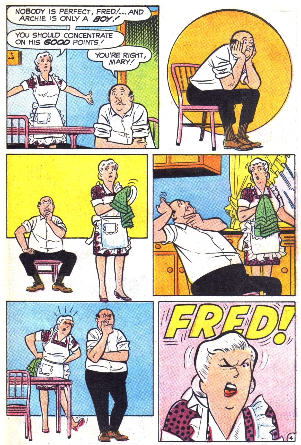 Read online Archie (1960) comic -  Issue #187 - 31