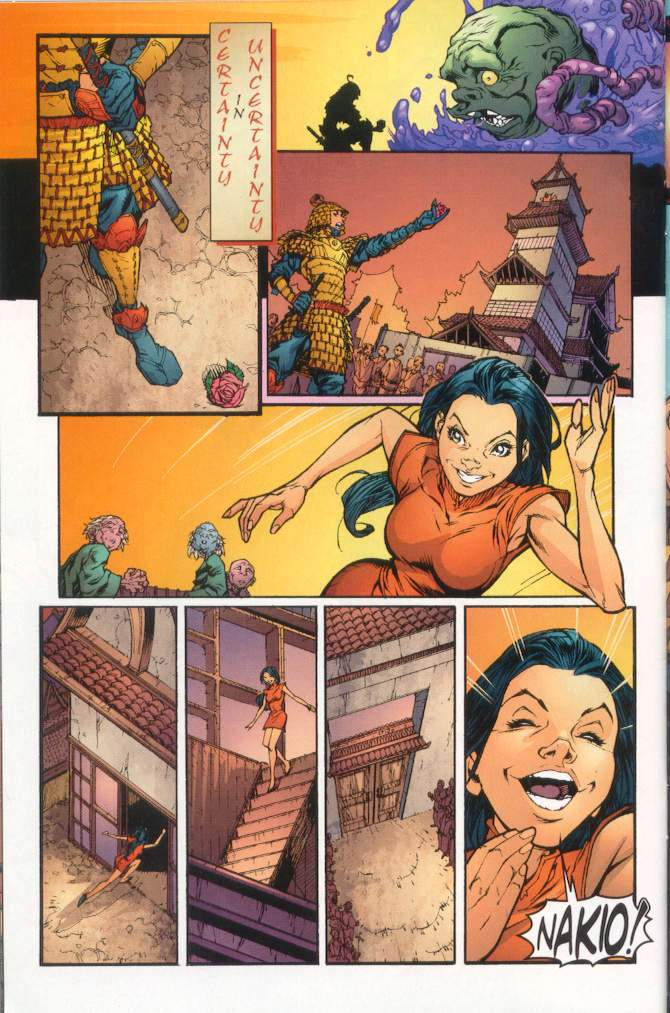 Read online Ninja Boy comic -  Issue #1 - 7