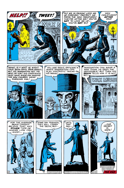 Read online Amazing Adventures (1961) comic -  Issue #1 - 20