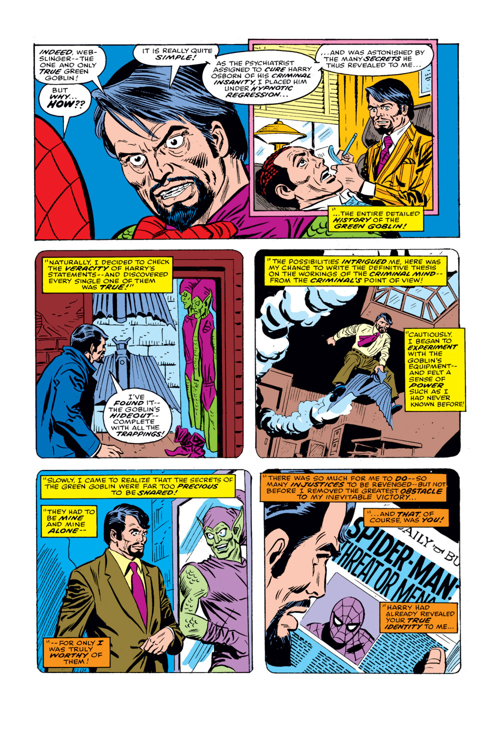 The Amazing Spider-Man (1963) 180 Page 10