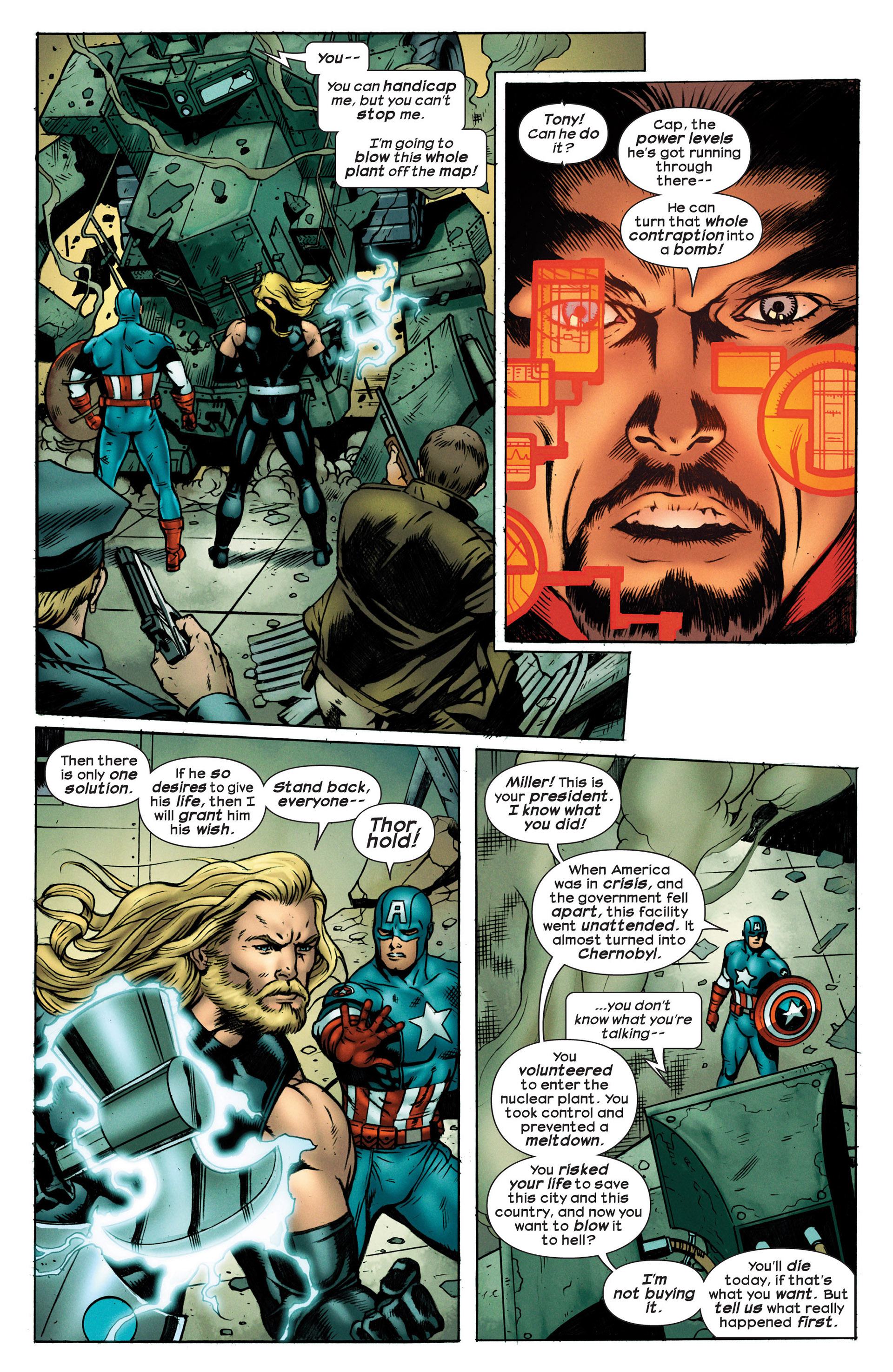Read online Ultimate Comics Ultimates comic -  Issue #18.1 - 18