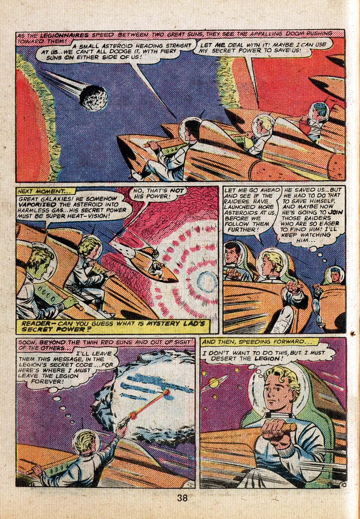Read online Adventure Comics (1938) comic -  Issue #500 - 38