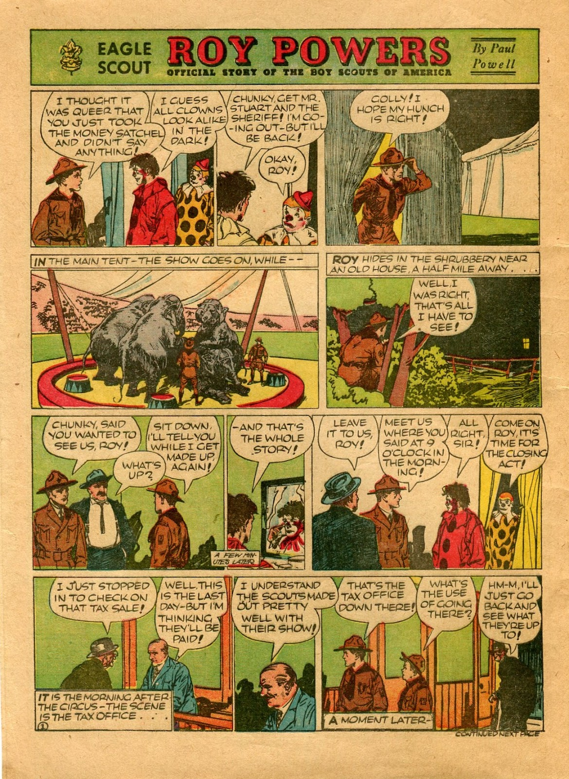 Read online Famous Funnies comic -  Issue #64 - 6