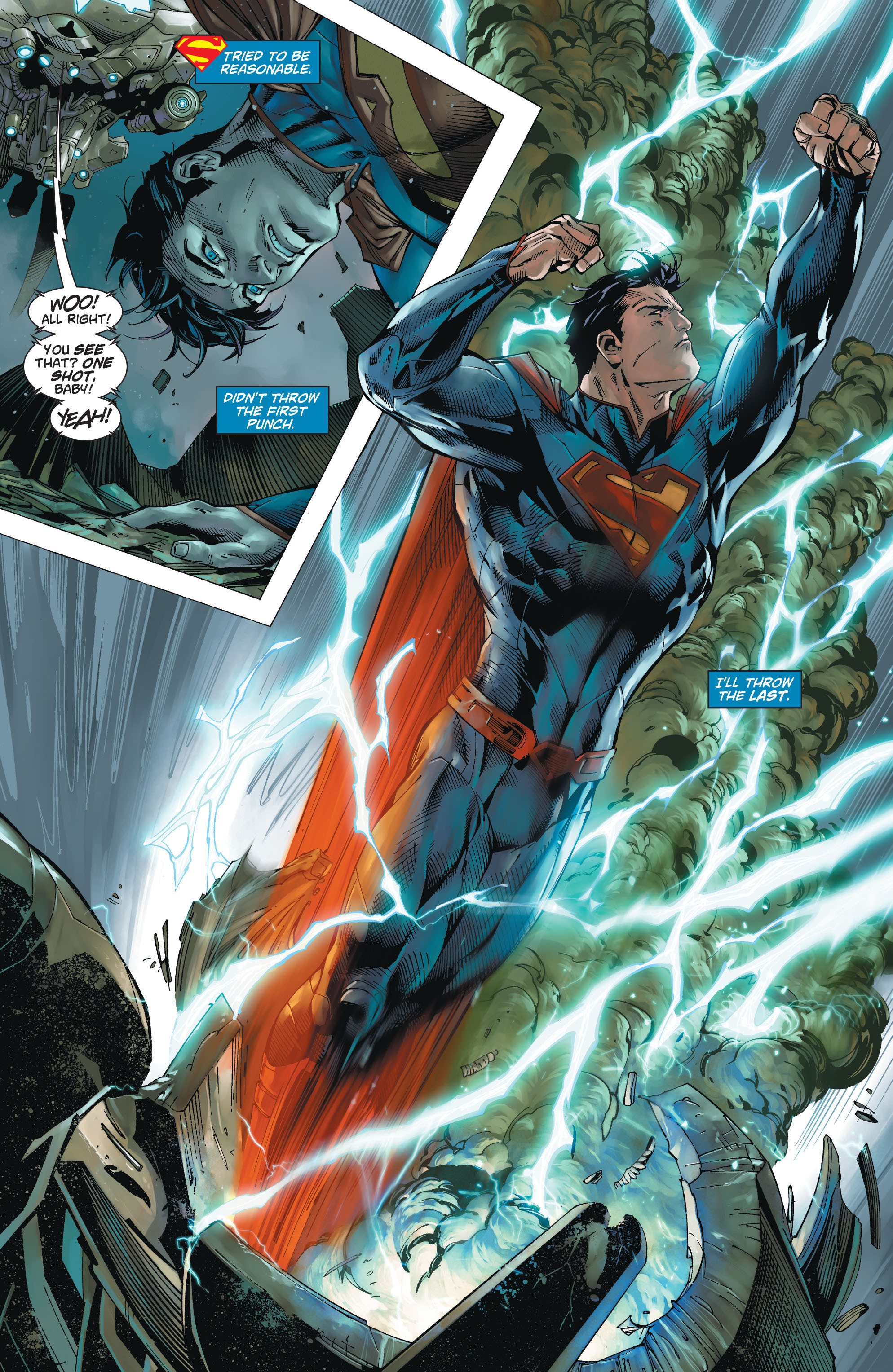 Read online Action Comics (2011) comic -  Issue #19 - 11