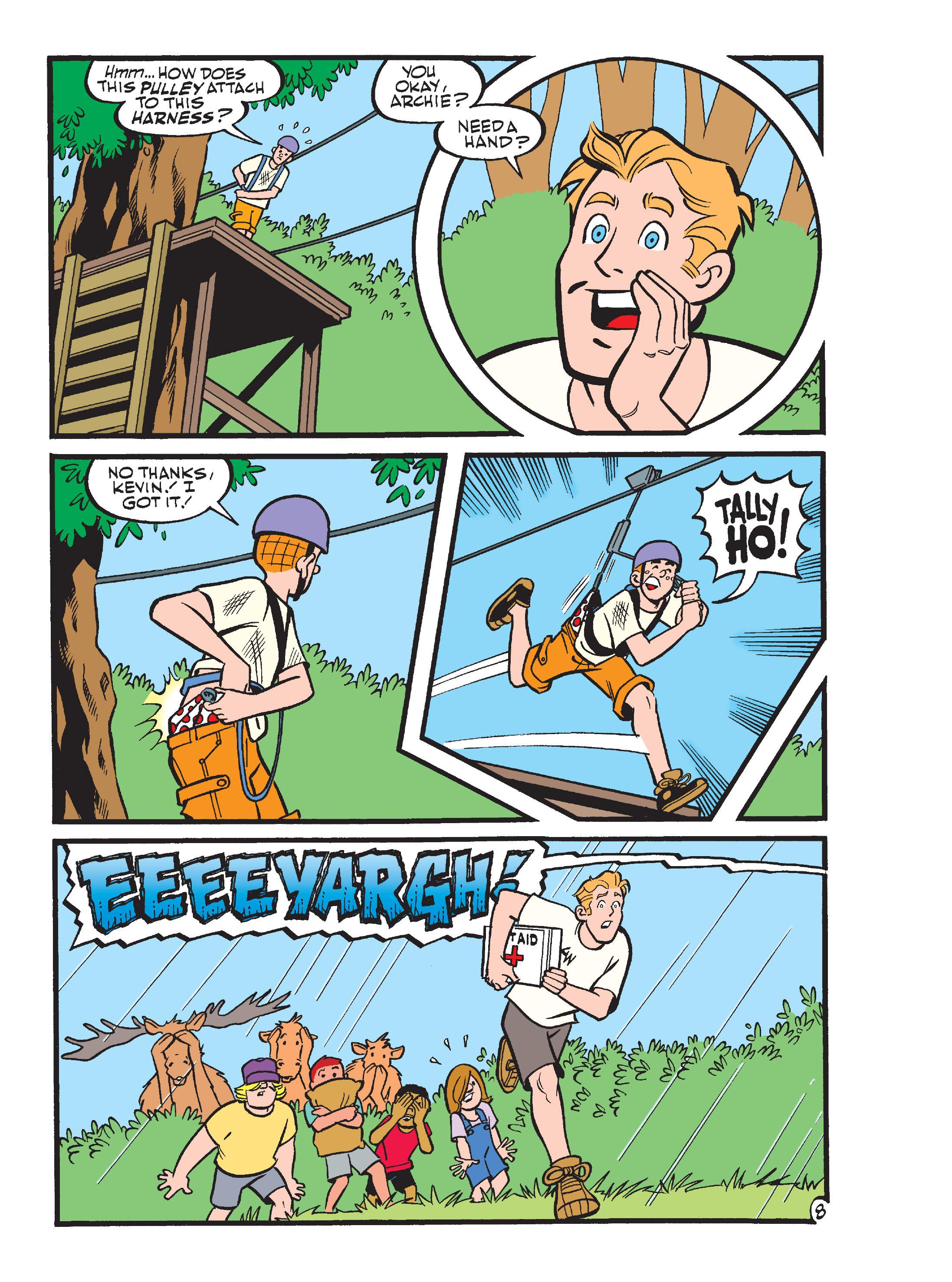 Read online Archie Giant Comics Collection comic -  Issue #Archie Giant Comics Collection TPB (Part 1) - 9