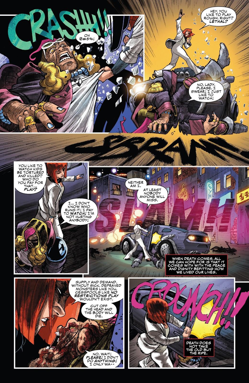 Read online Black Widow (2019) comic -  Issue #2 - 7