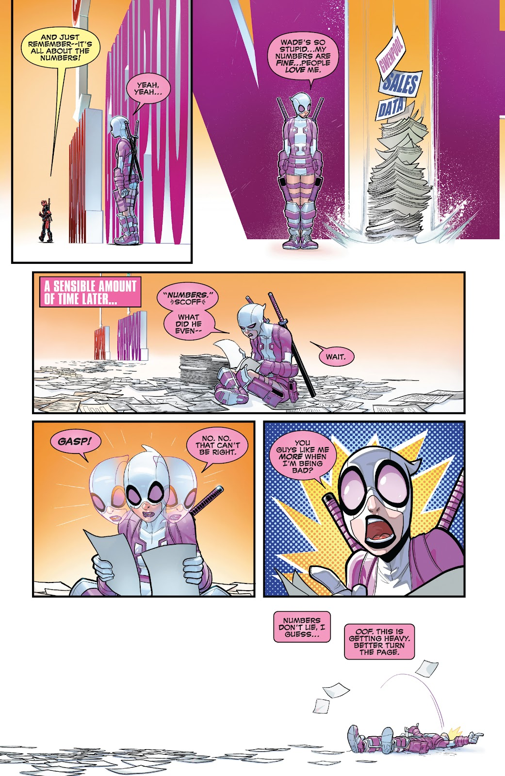 Gwenpool Strikes Back issue _TPB - Page 52