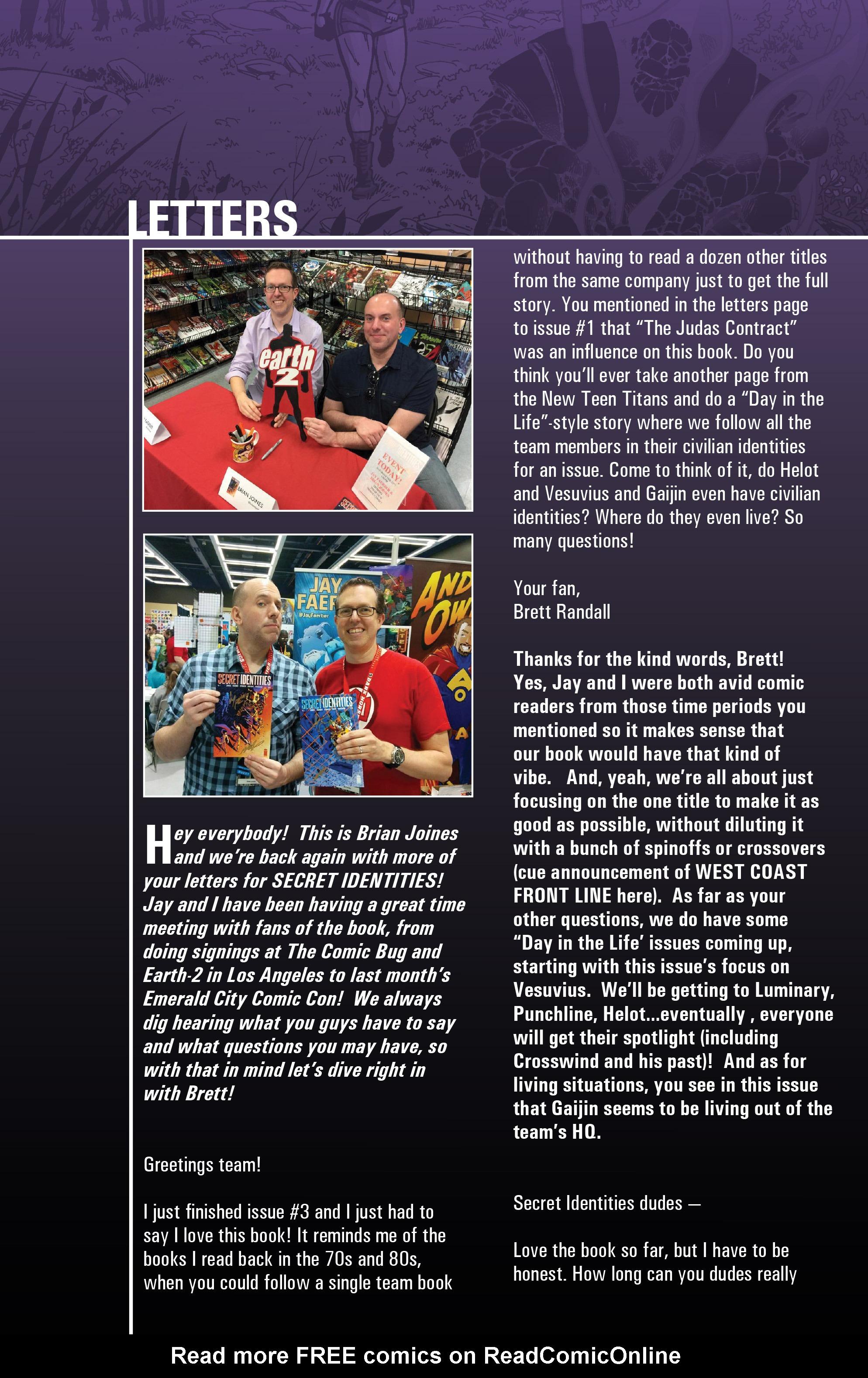 Read online Secret Identities comic -  Issue #4 - 22