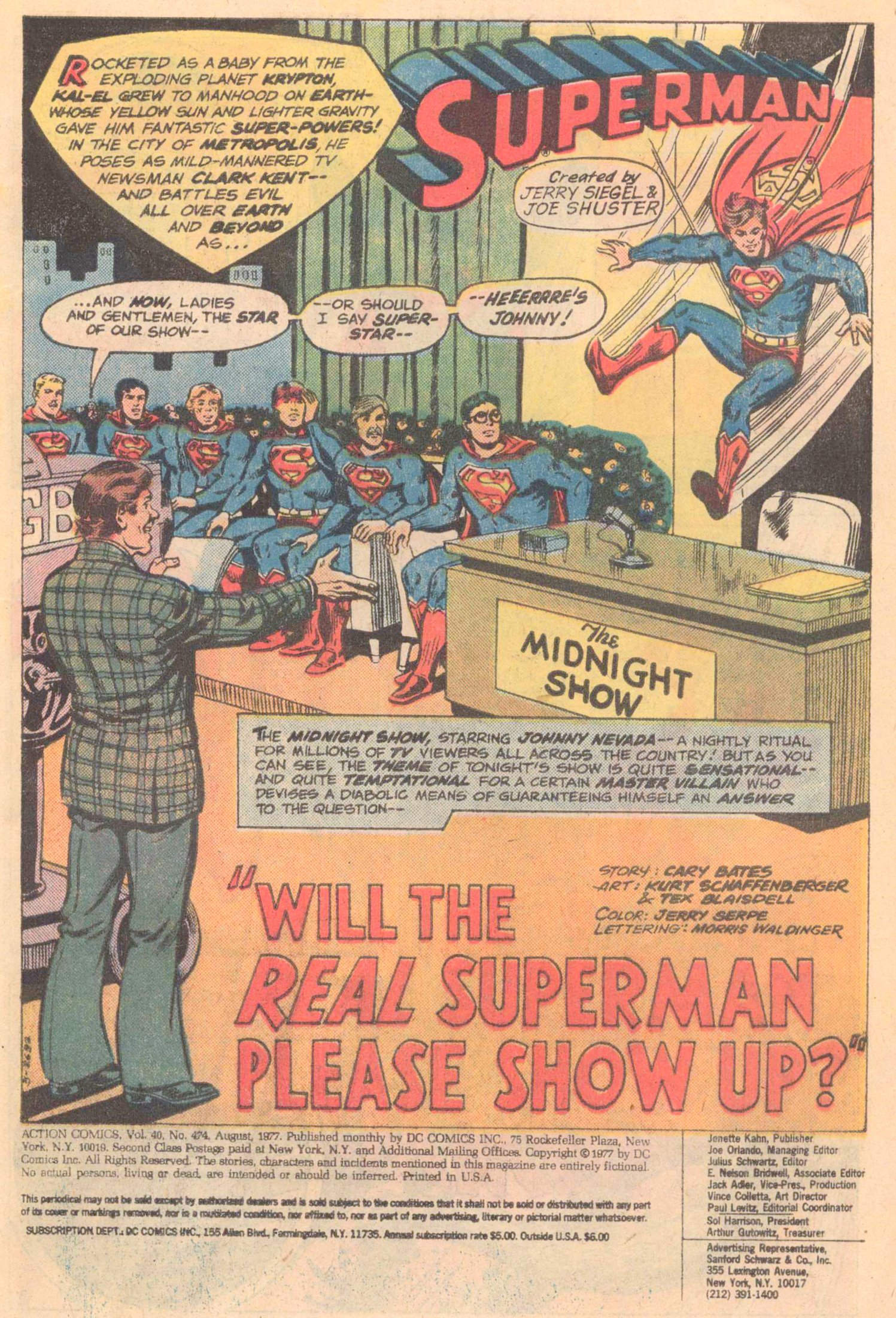 Read online Action Comics (1938) comic -  Issue #474 - 3