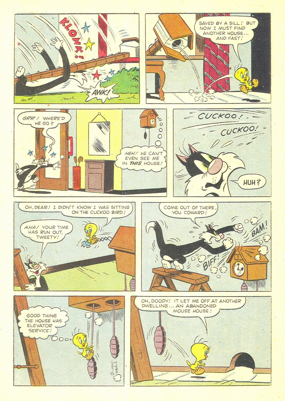 Bugs Bunny (1952) issue 46 - Page 30
