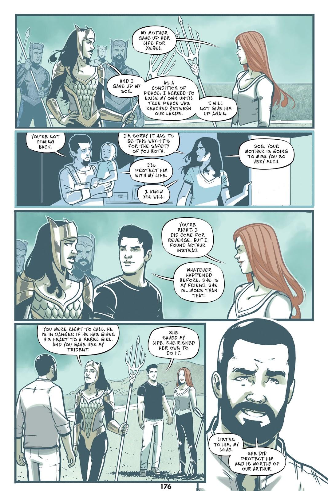 Read online Mera: Tidebreaker comic -  Issue # TPB (Part 2) - 76