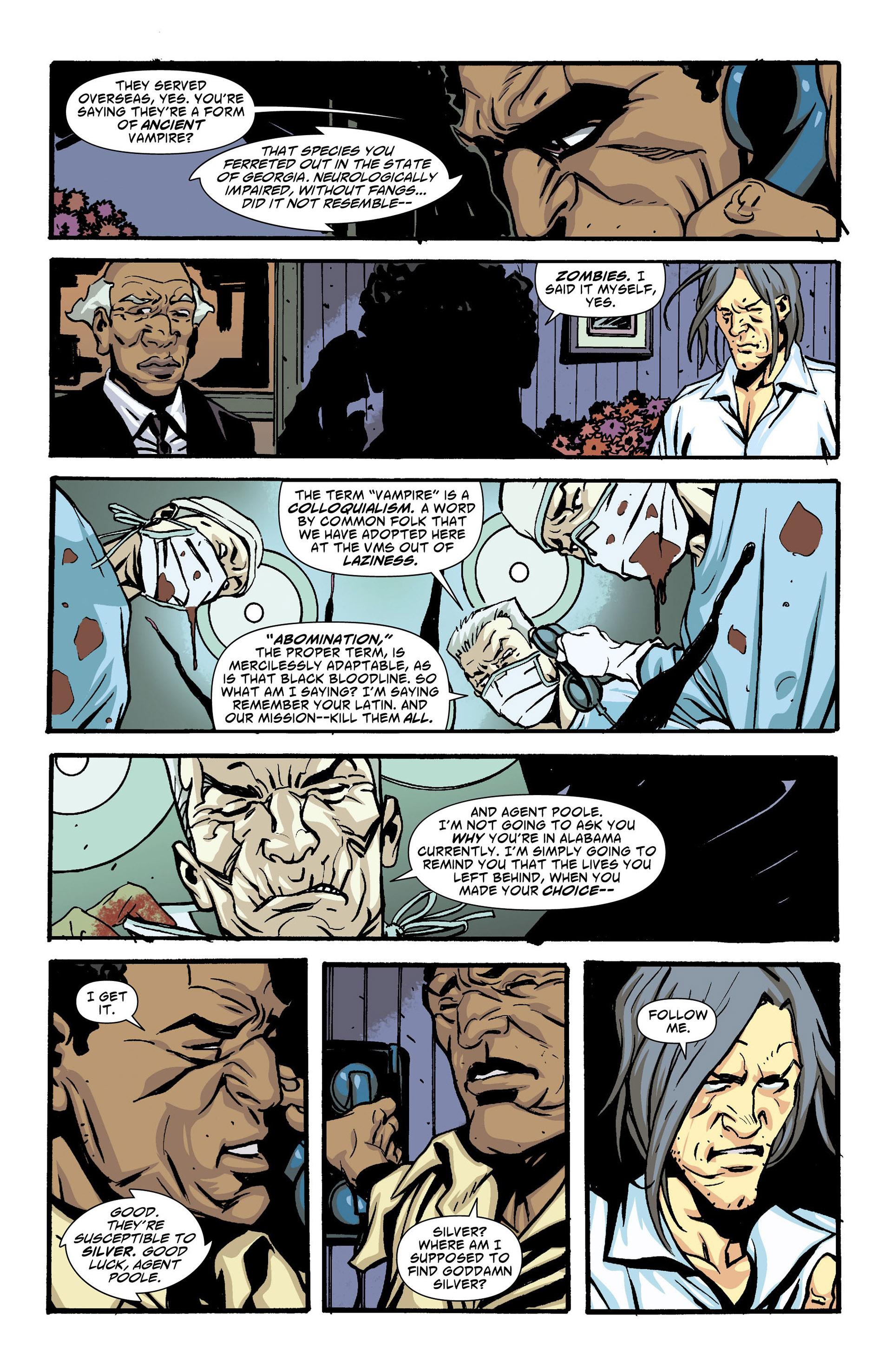 Read online American Vampire comic -  Issue #27 - 13