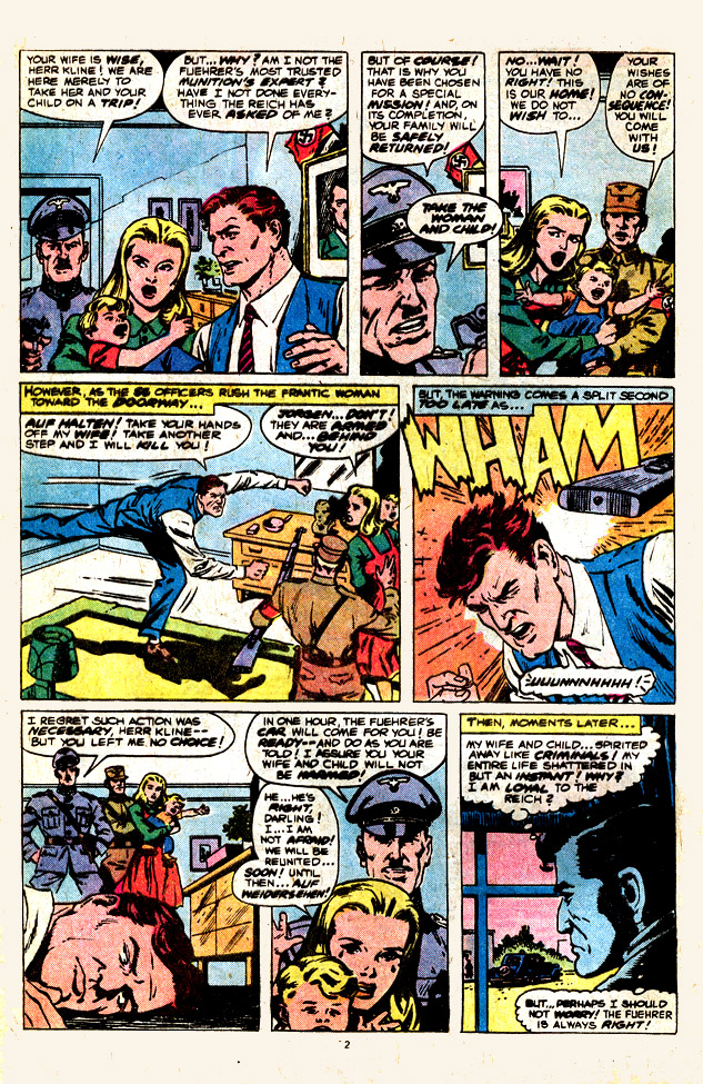 Read online Sgt. Fury comic -  Issue #146 - 4
