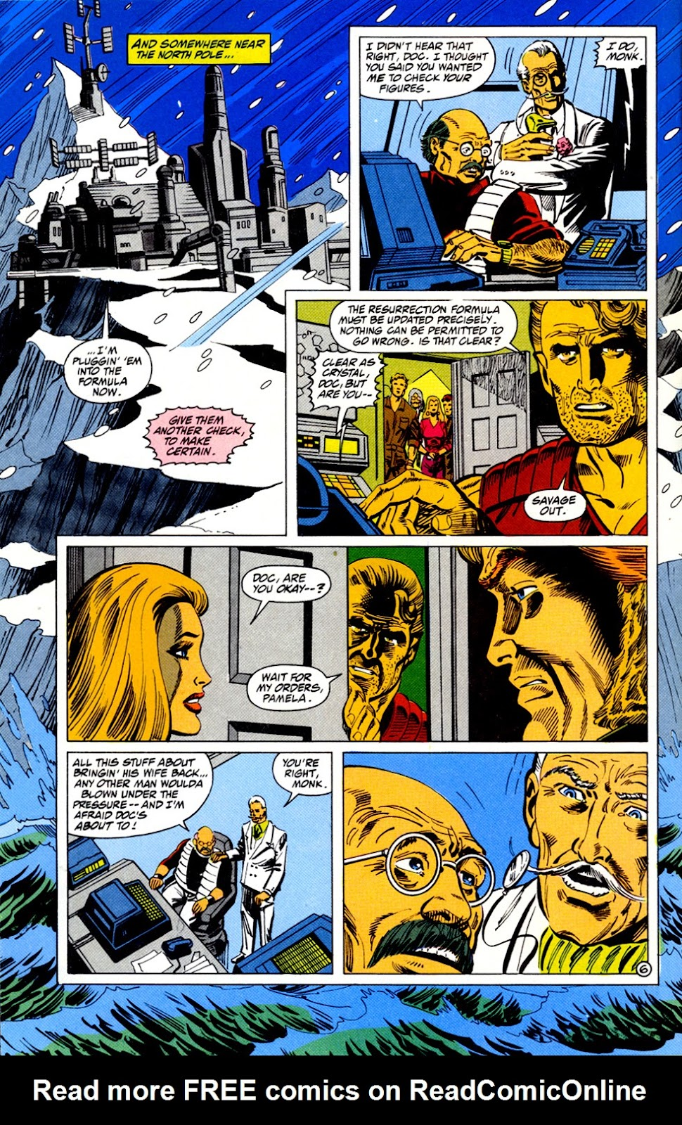 Doc Savage (1988) issue 11 - Page 8