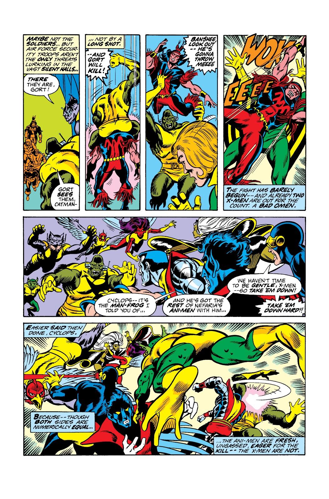 Uncanny X-Men (1963) issue 95 - Page 11