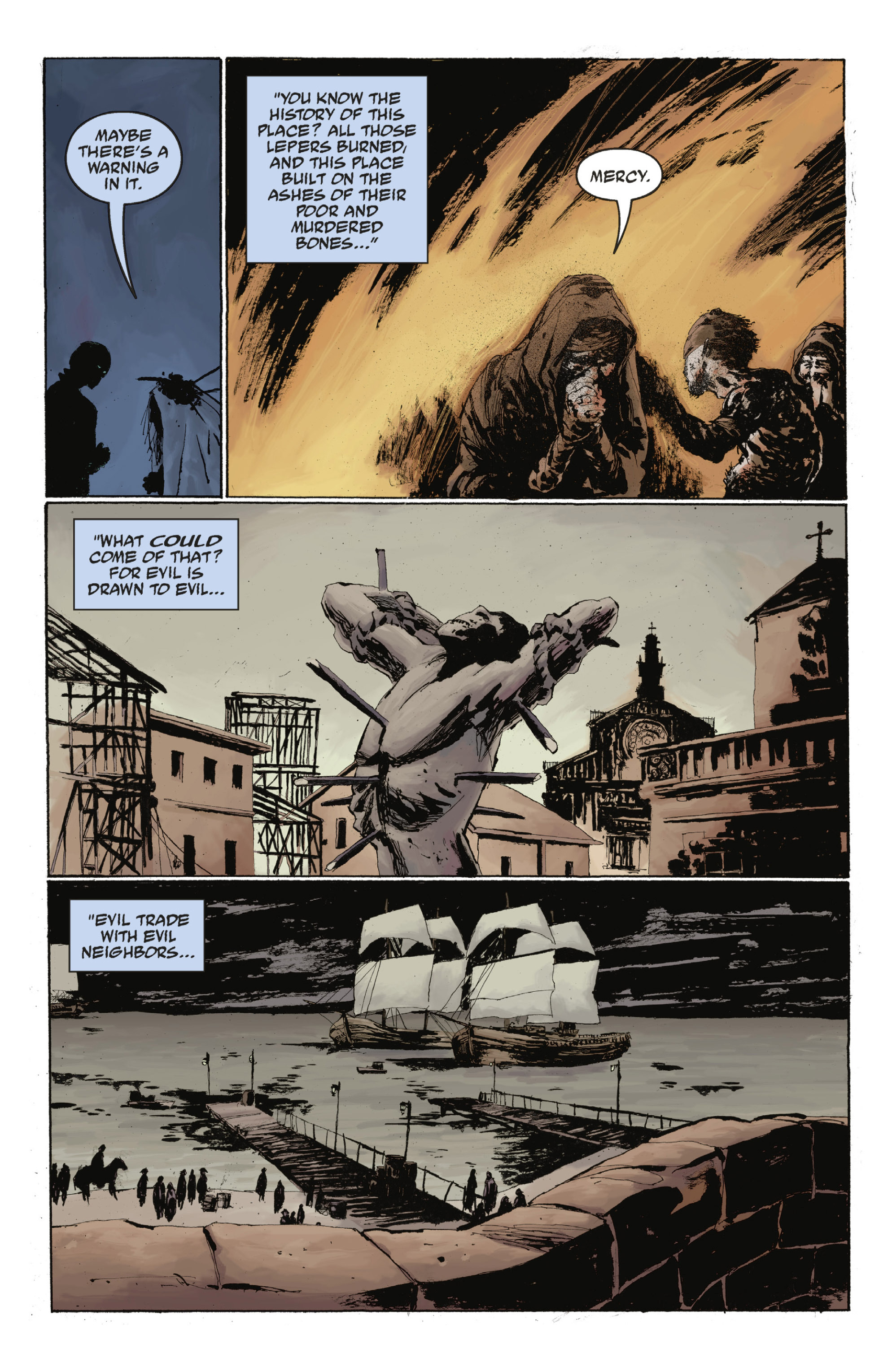 Read online Abe Sapien: The Drowning comic -  Issue #Abe Sapien: The Drowning _TPB - 95