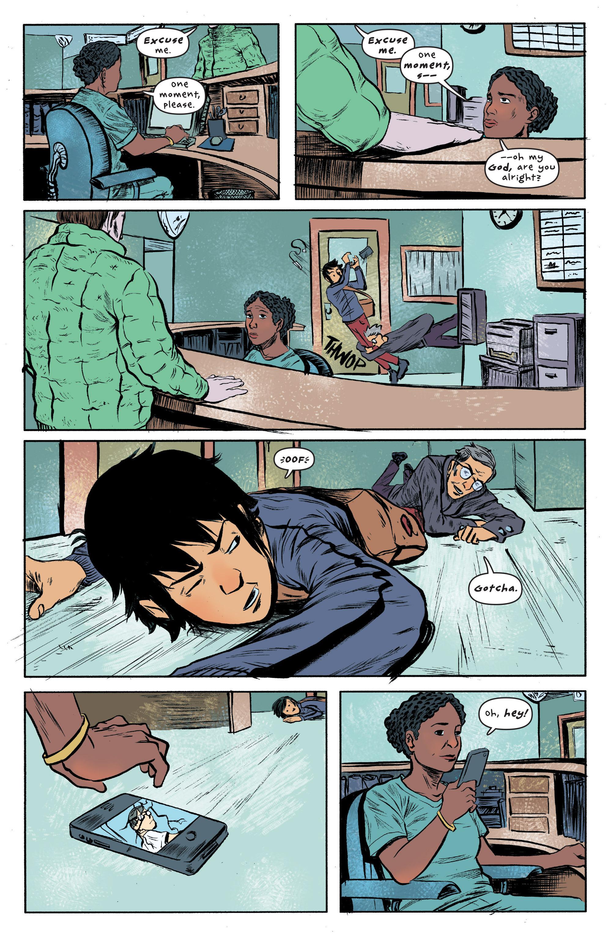 Read online UFOlogy comic -  Issue #2 - 15