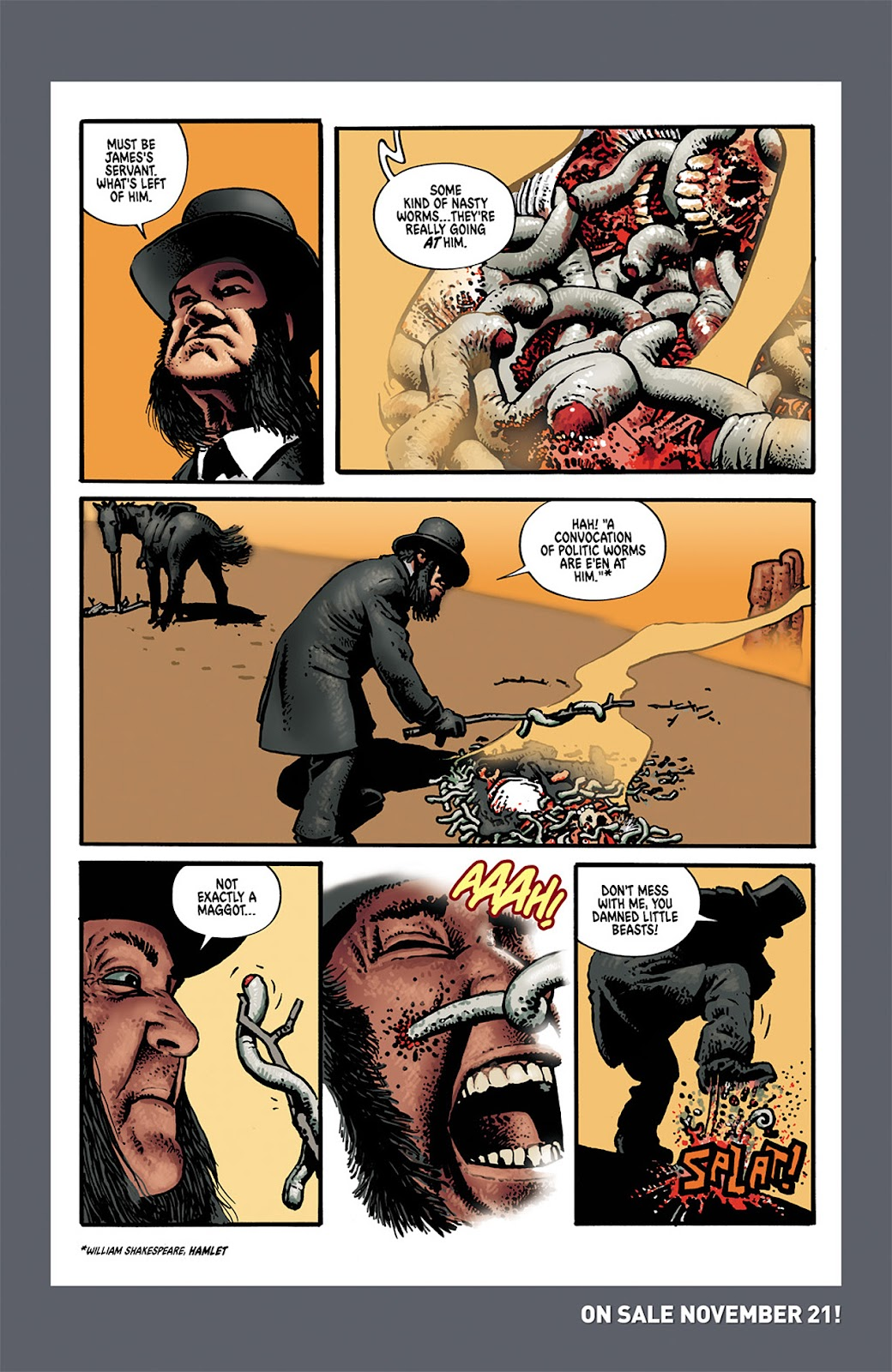 Read online B.P.R.D. Hell on Earth: The Return of the Master comic -  Issue #2 - 29