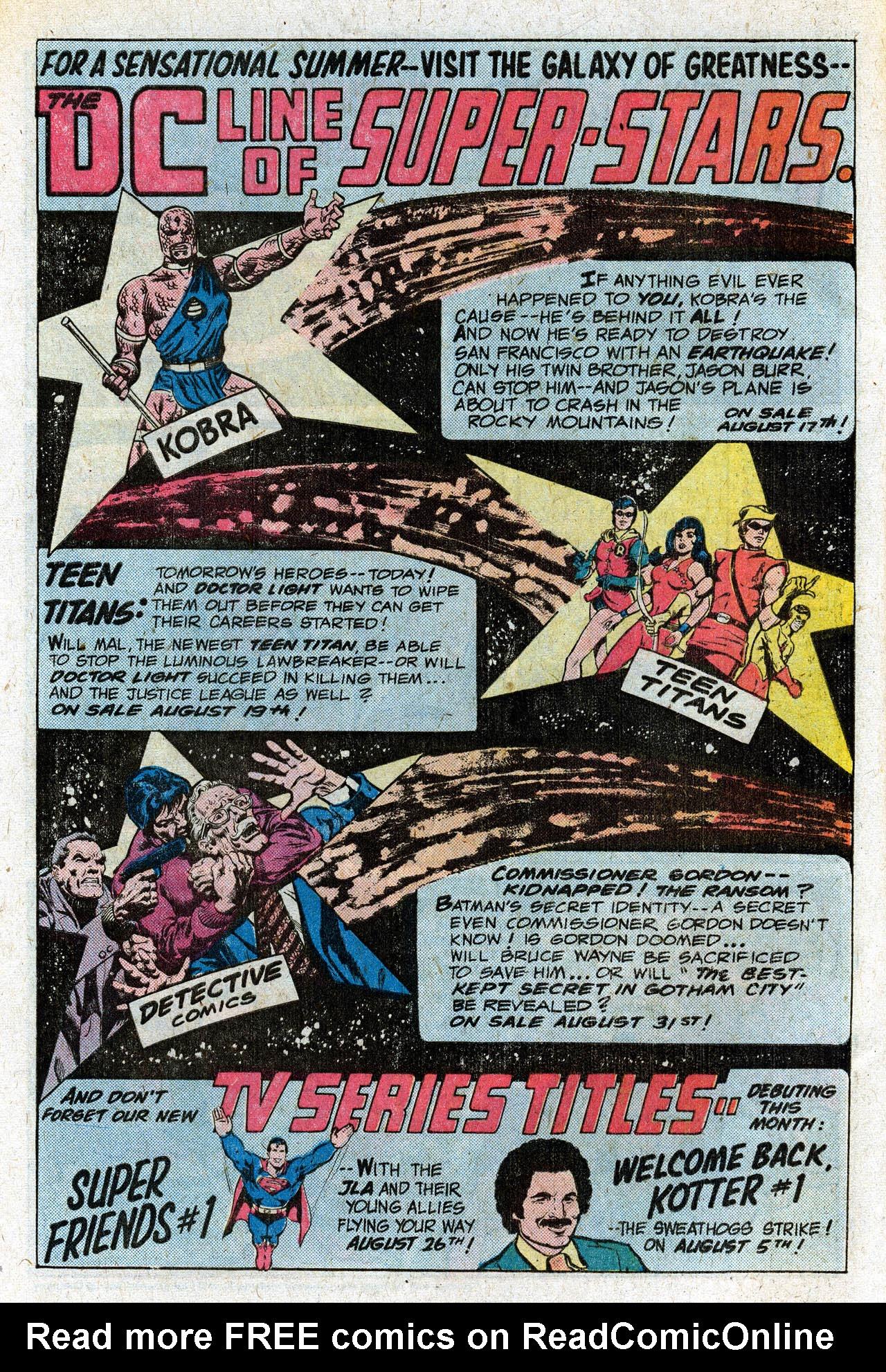 Read online Secret Society of Super-Villains comic -  Issue #4 - 8