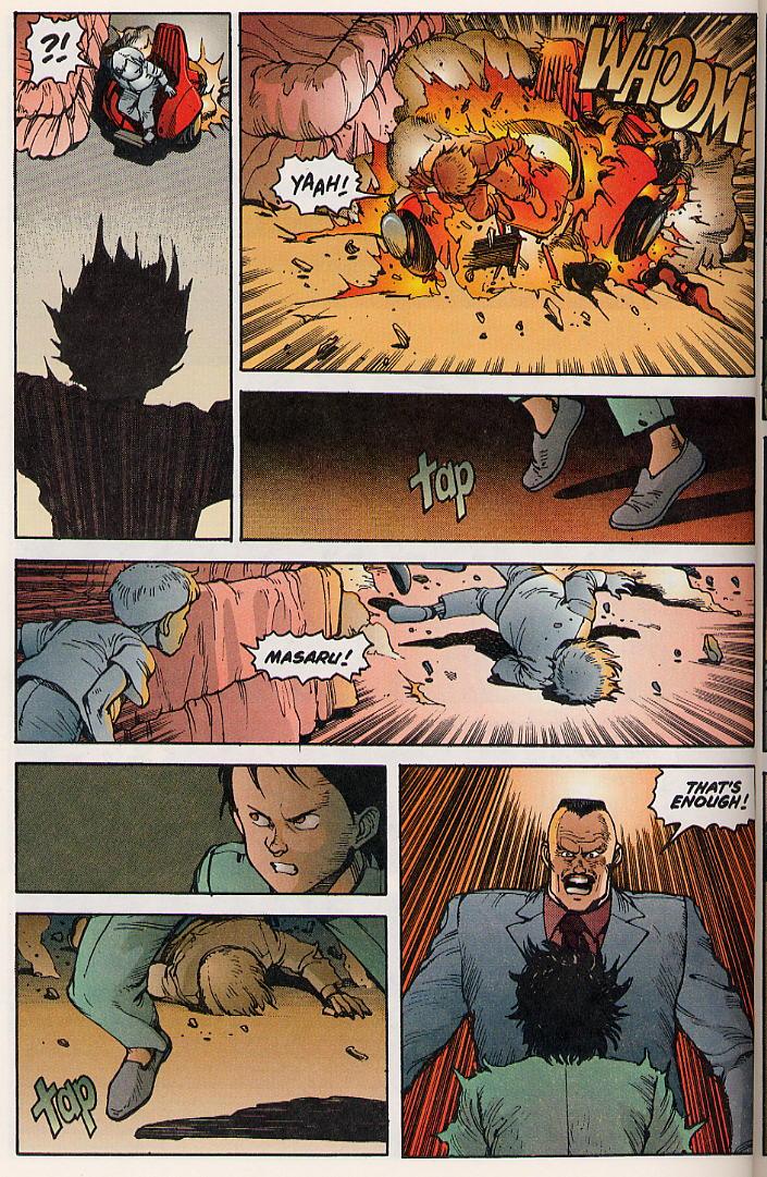 Read online Akira comic -  Issue #8 - 36