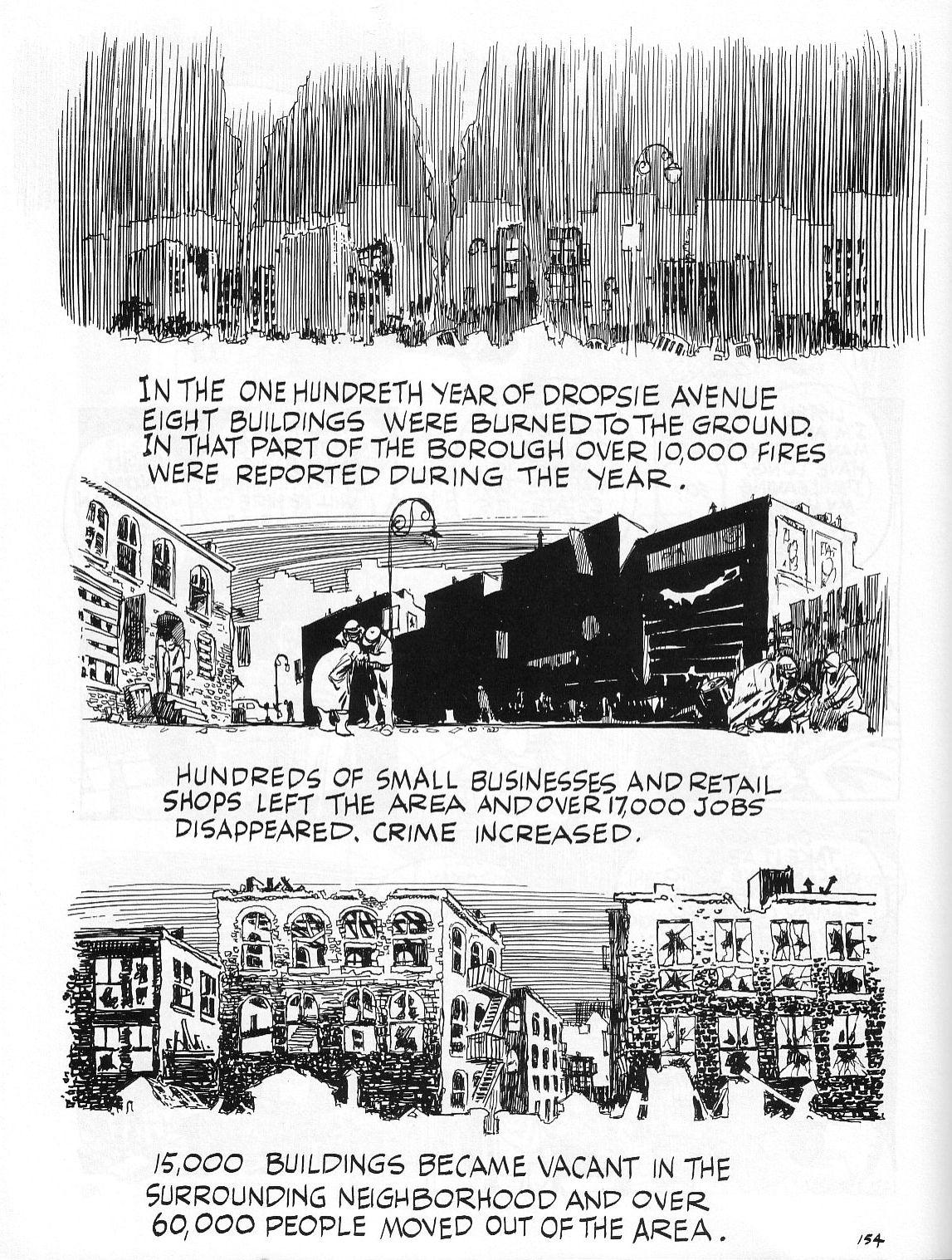 Read online Dropsie Avenue, The Neighborhood comic -  Issue # Full - 156