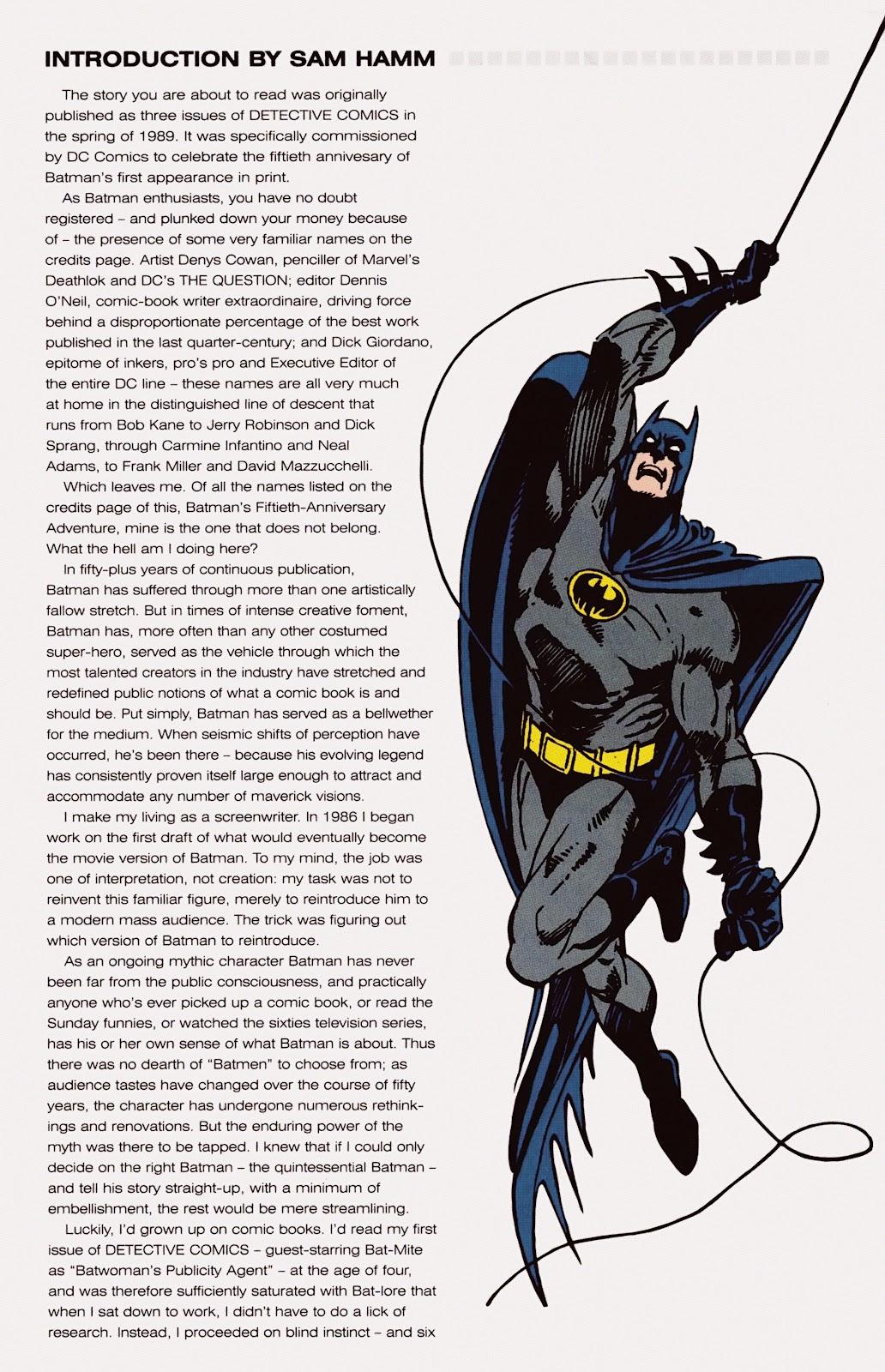 Read online Detective Comics (1937) comic -  Issue # _TPB Batman - Blind Justice (Part 1) - 4