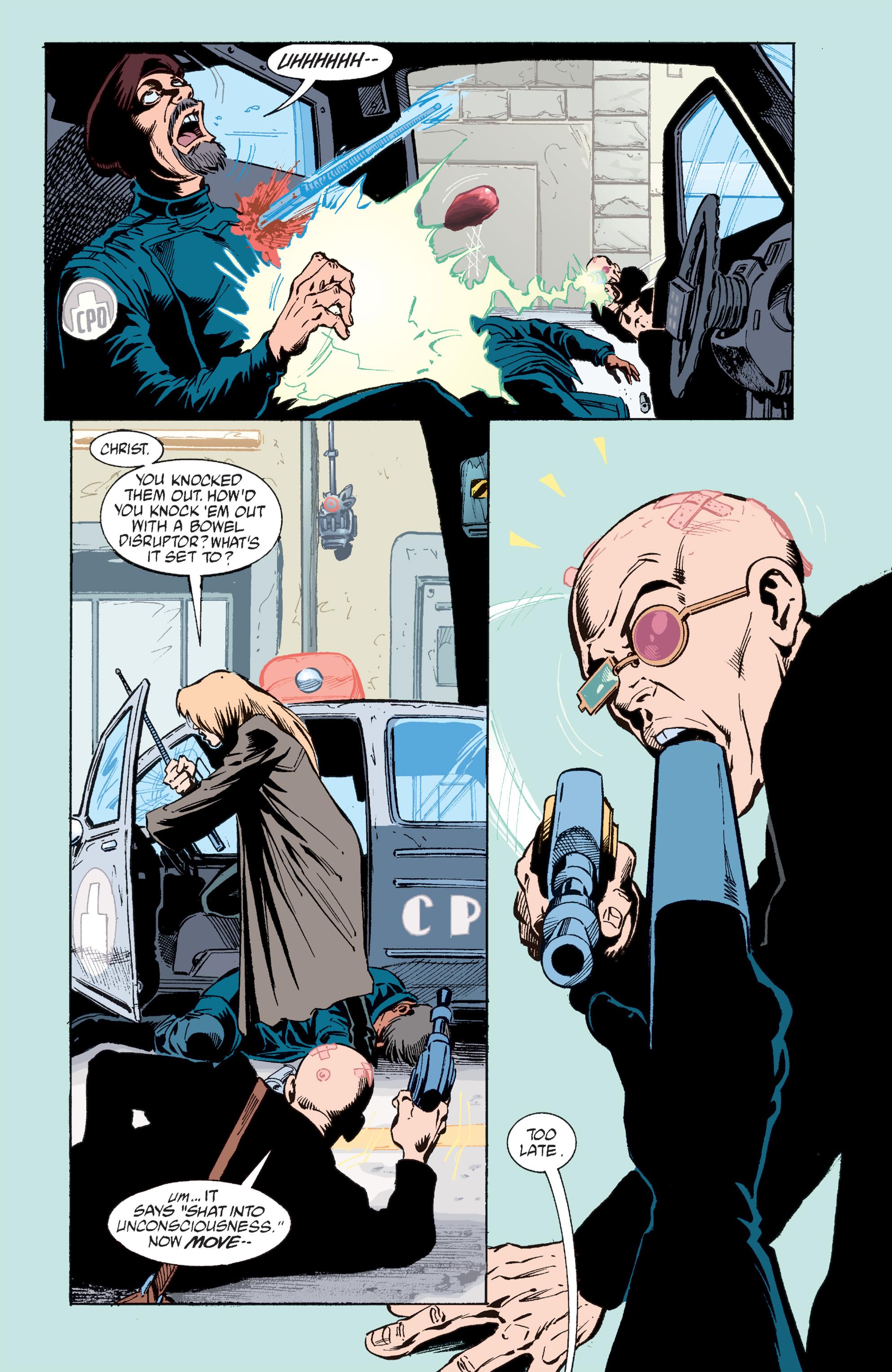 Read online Transmetropolitan comic -  Issue #30 - 7