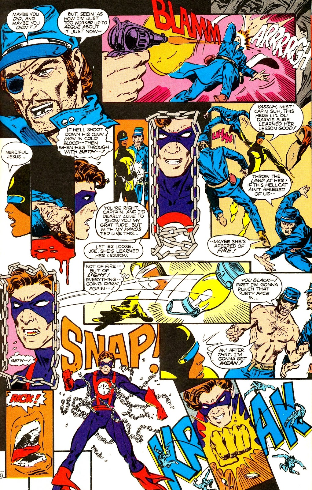 Infinity Inc. (1984) issue 22 - Page 25