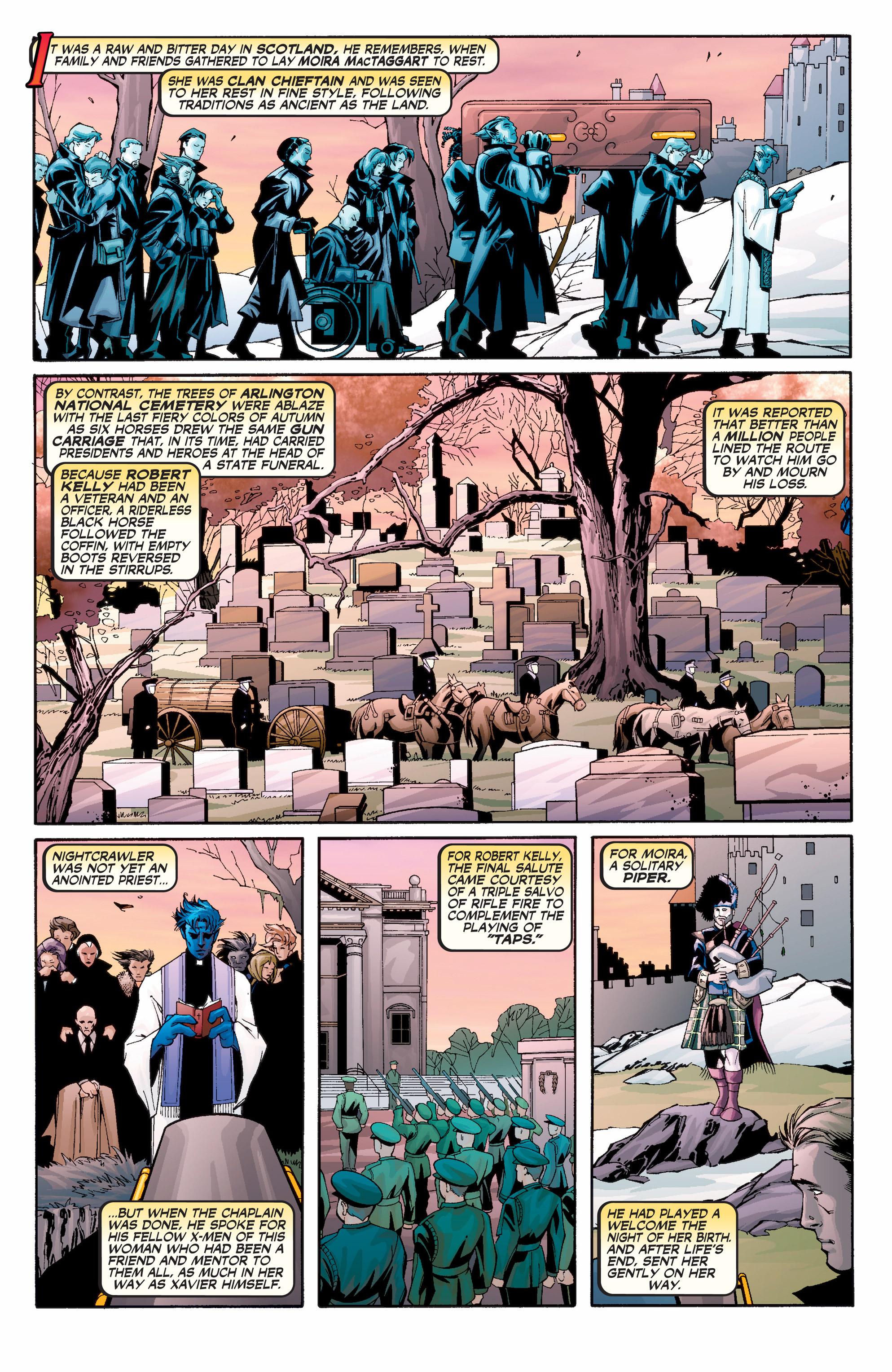 Read online Uncanny X-Men (1963) comic -  Issue #389 - 5