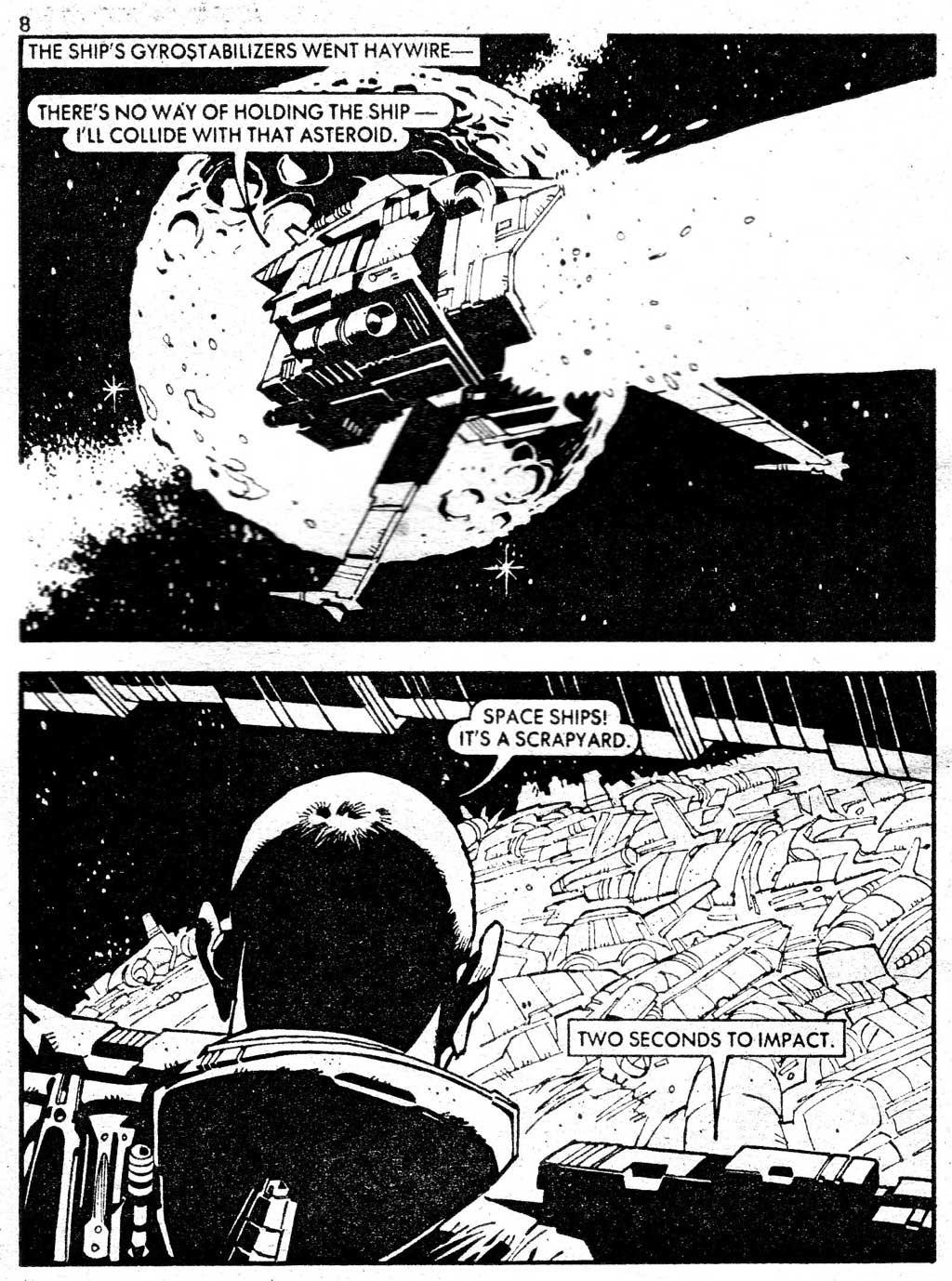 Starblazer issue 71 - Page 8