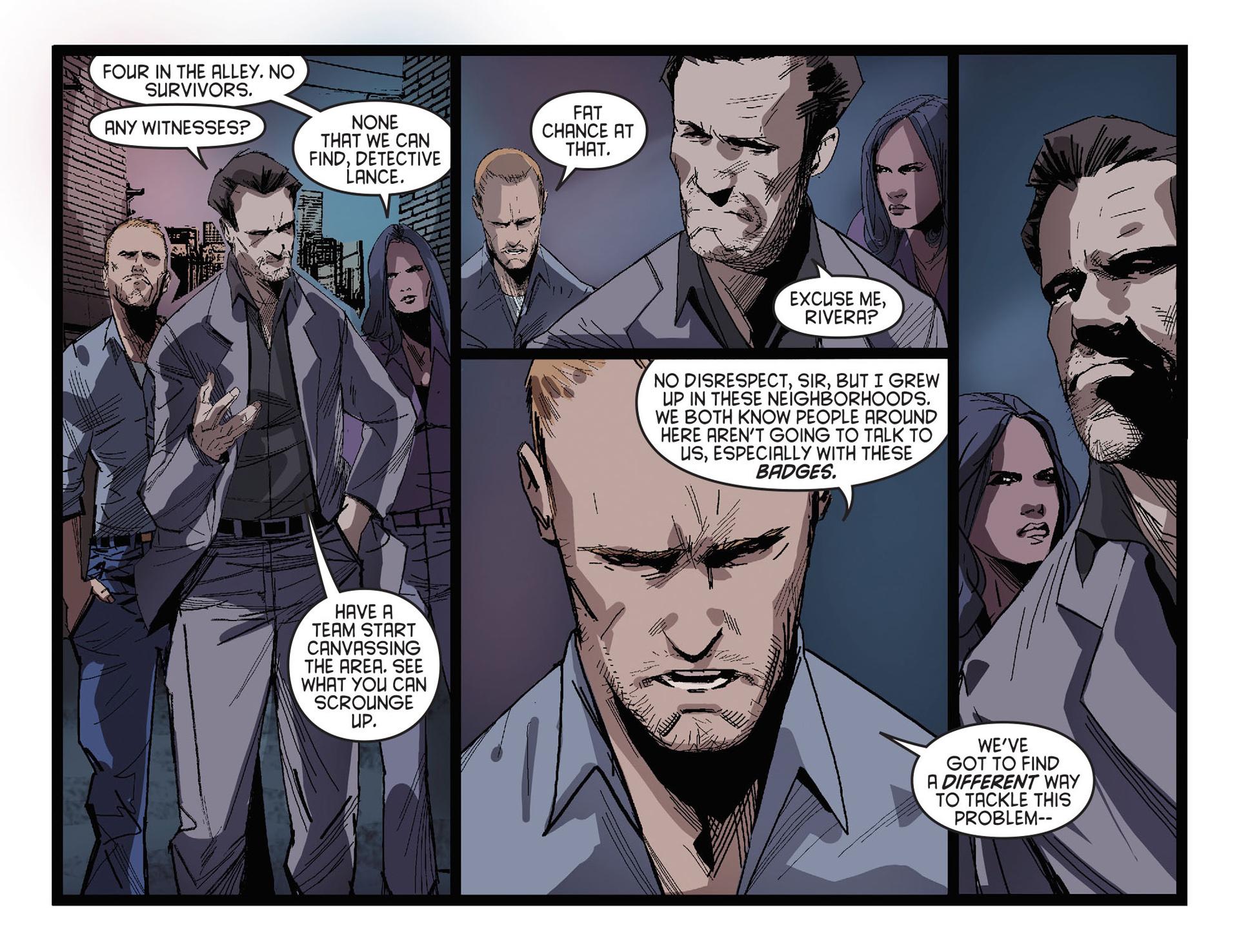 Read online Arrow [II] comic -  Issue #27 - 5